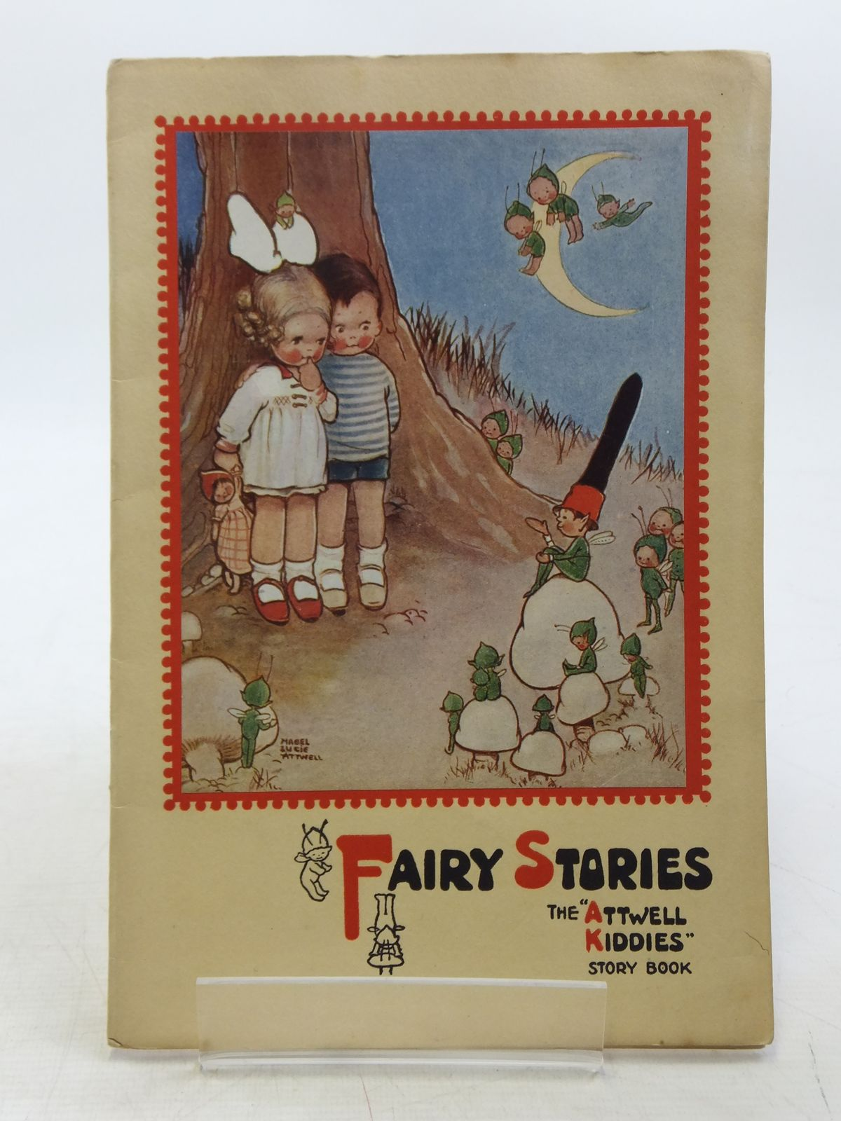 Photo of FAIRY STORIES illustrated by Attwell, Mabel Lucie published by Valentine & Sons Ltd. (STOCK CODE: 2119054)  for sale by Stella & Rose's Books