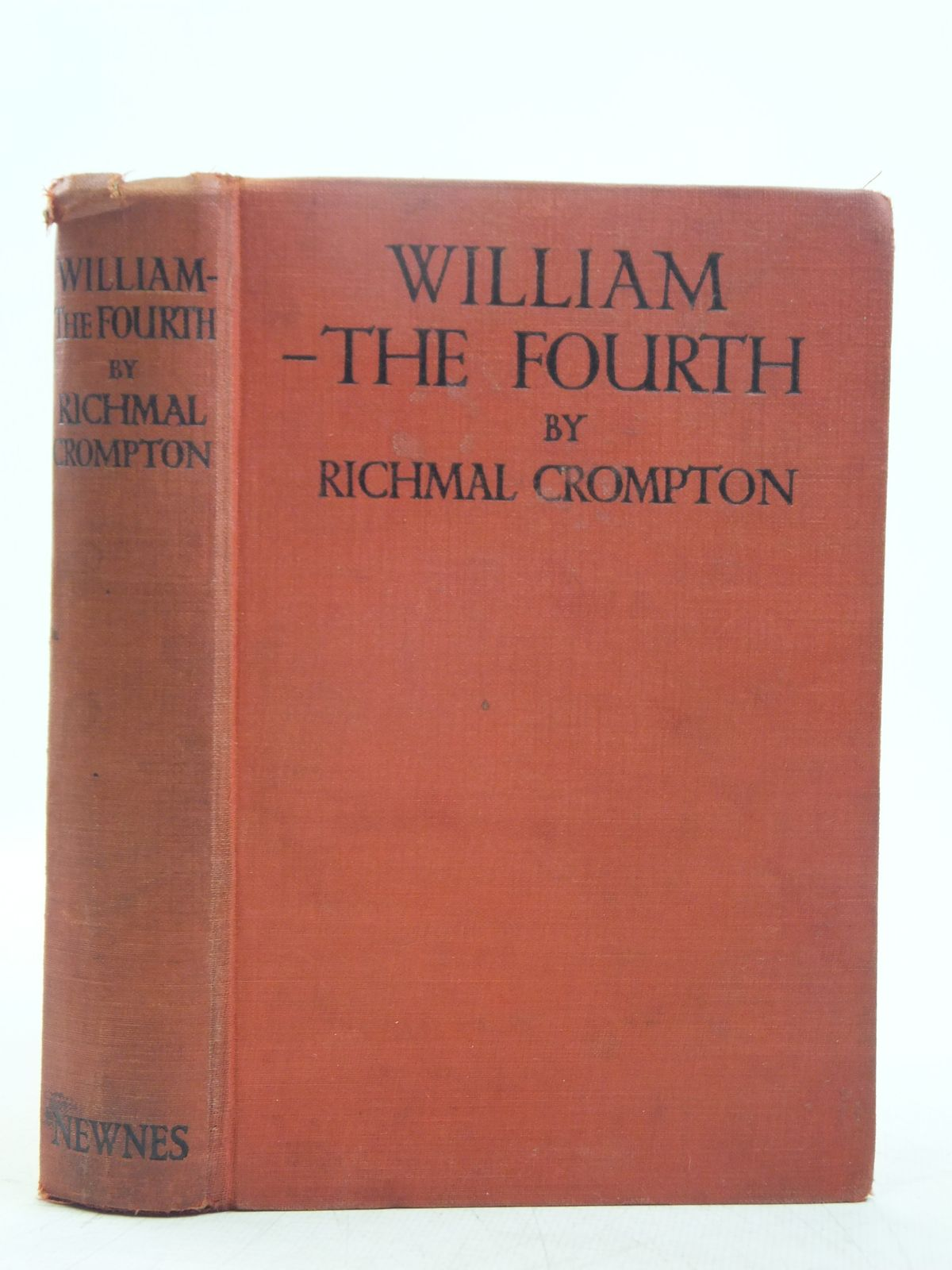 Photo of WILLIAM THE FOURTH written by Crompton, Richmal illustrated by Henry, Thomas published by George Newnes Limited (STOCK CODE: 2119173)  for sale by Stella & Rose's Books