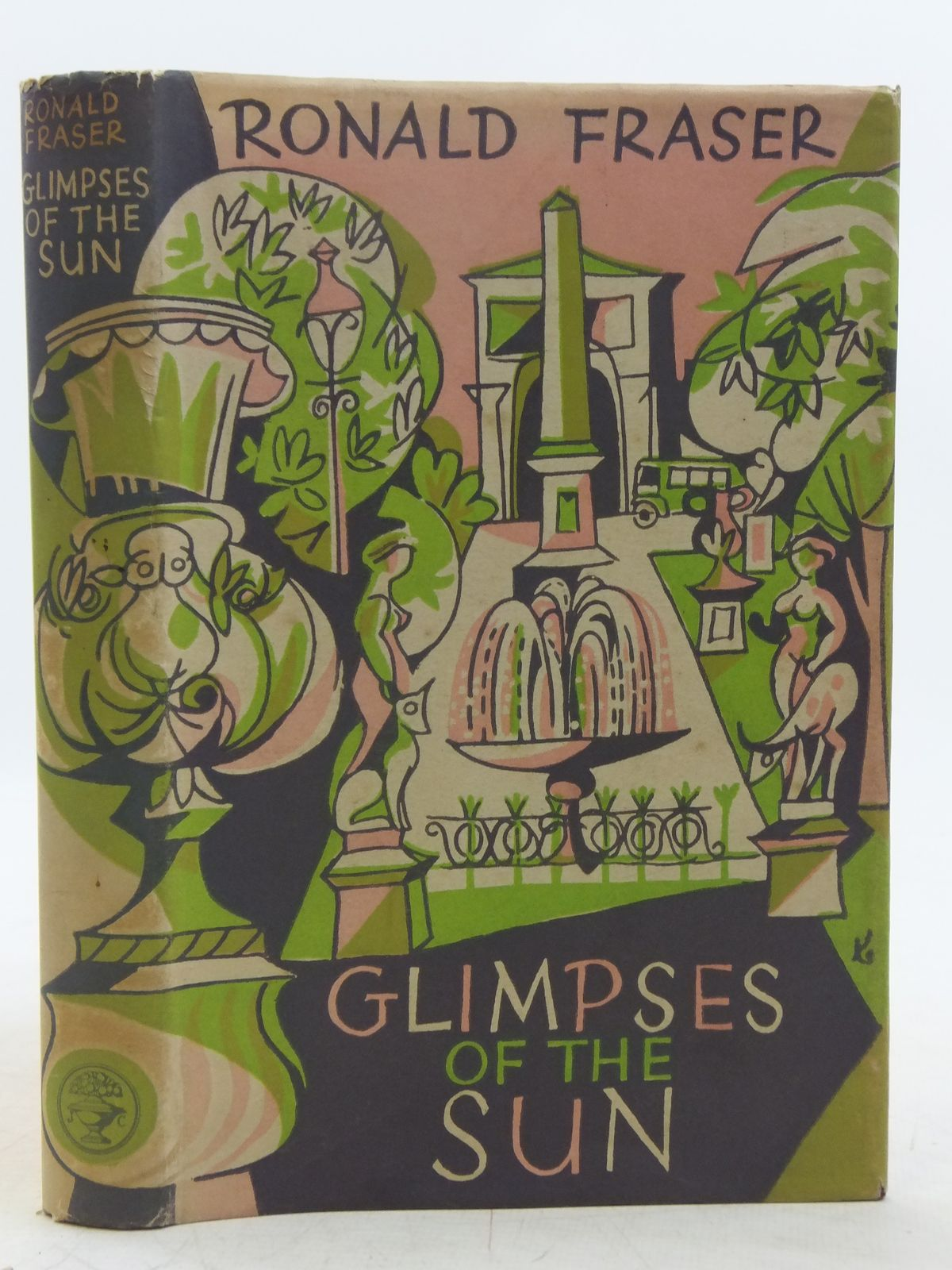 Photo of GLIMPSES OF THE SUN written by Fraser, Ronald published by Jonathan Cape (STOCK CODE: 2119186)  for sale by Stella & Rose's Books