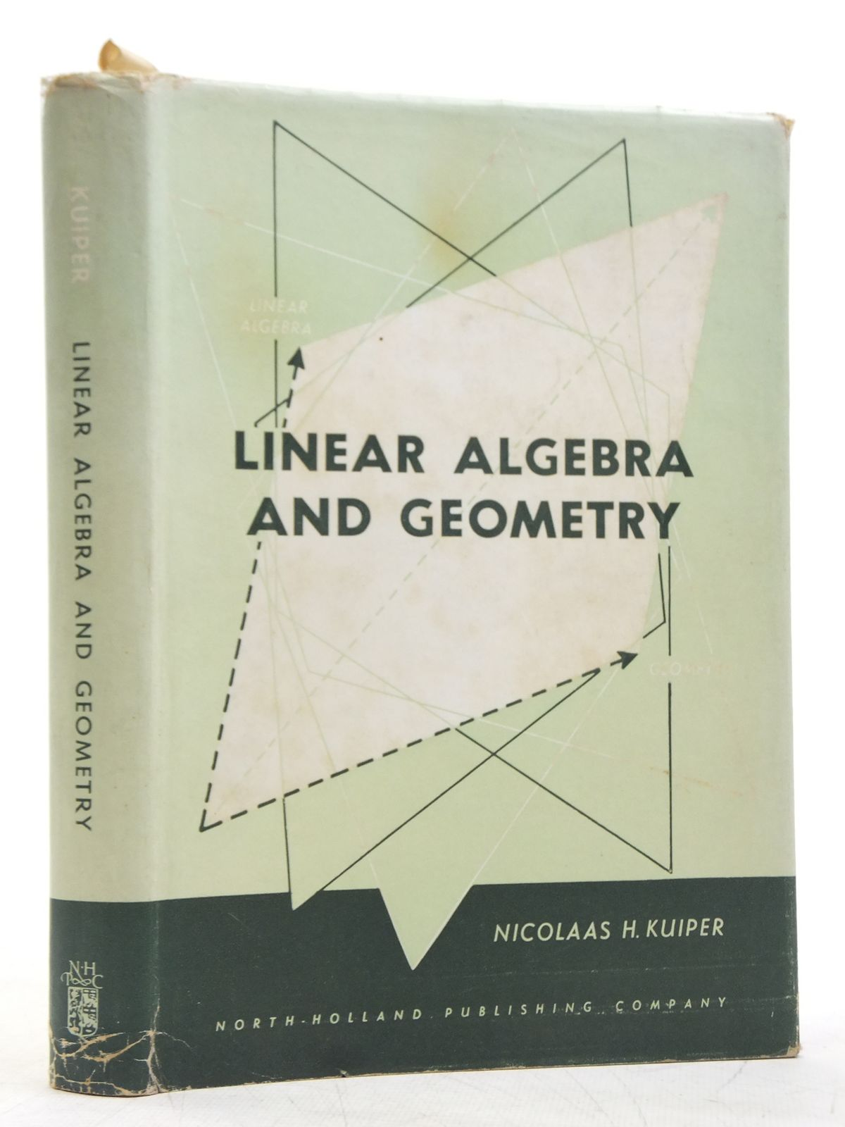 Photo of LINEAR ALGEBRA AND GEOMETRY written by Kuiper, Nicolaas H. published by North-Holland Publishing Company (STOCK CODE: 2119268)  for sale by Stella & Rose's Books