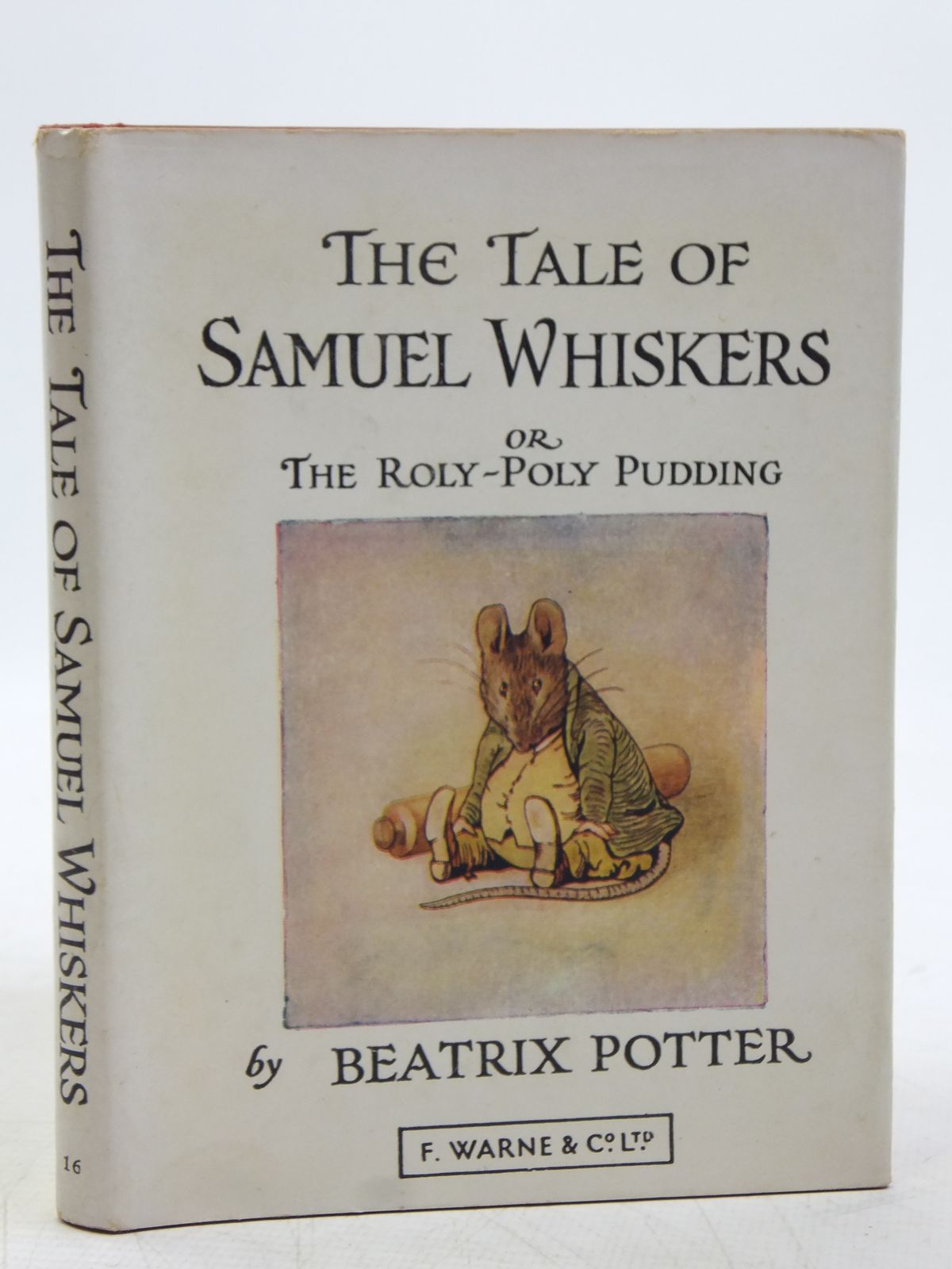 Photo of THE TALE OF SAMUEL WHISKERS OR THE ROLY-POLY PUDDING