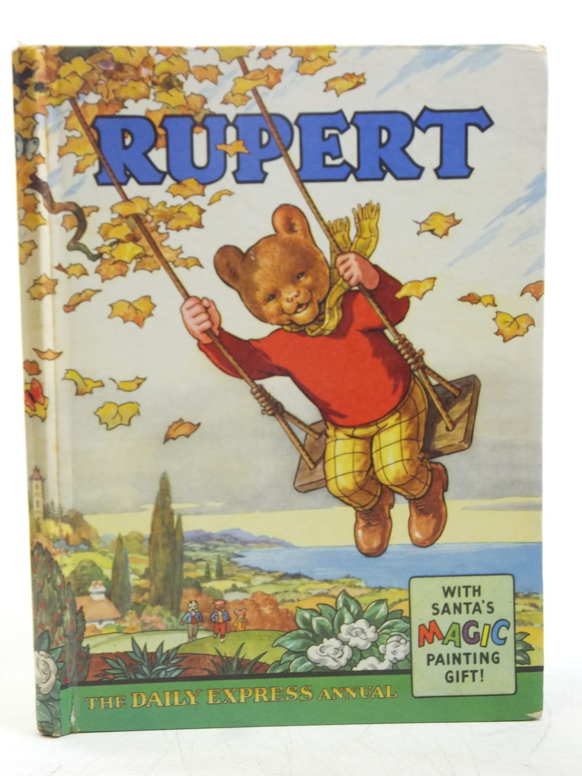 Photo of RUPERT ANNUAL 1961 written by Bestall, Alfred illustrated by Bestall, Alfred published by Daily Express (STOCK CODE: 2119380)  for sale by Stella & Rose's Books