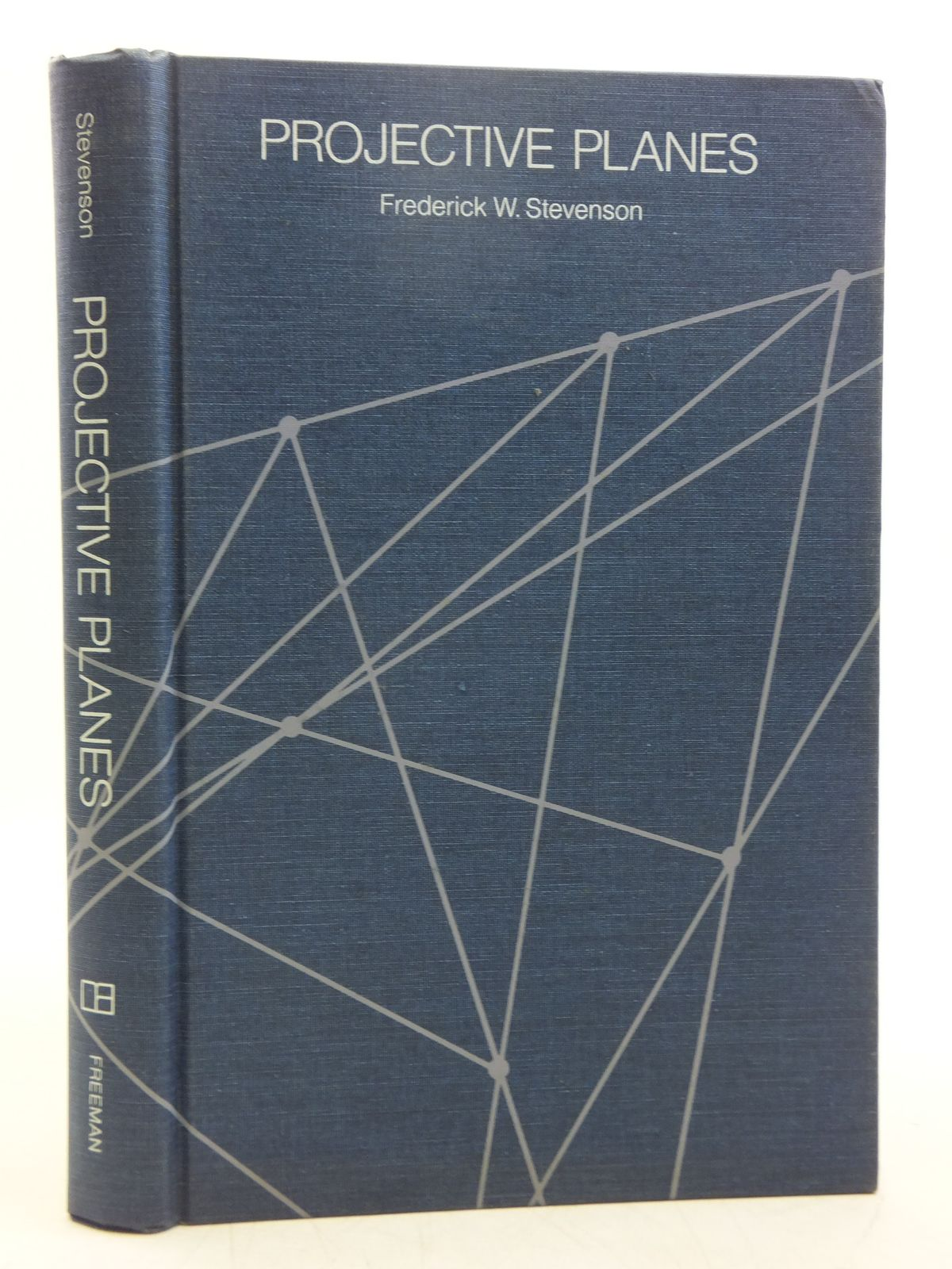Photo of PROJECTIVE PLANES written by Stevenson, Frederick W. published by W.H. Freeman and Company (STOCK CODE: 2119417)  for sale by Stella & Rose's Books