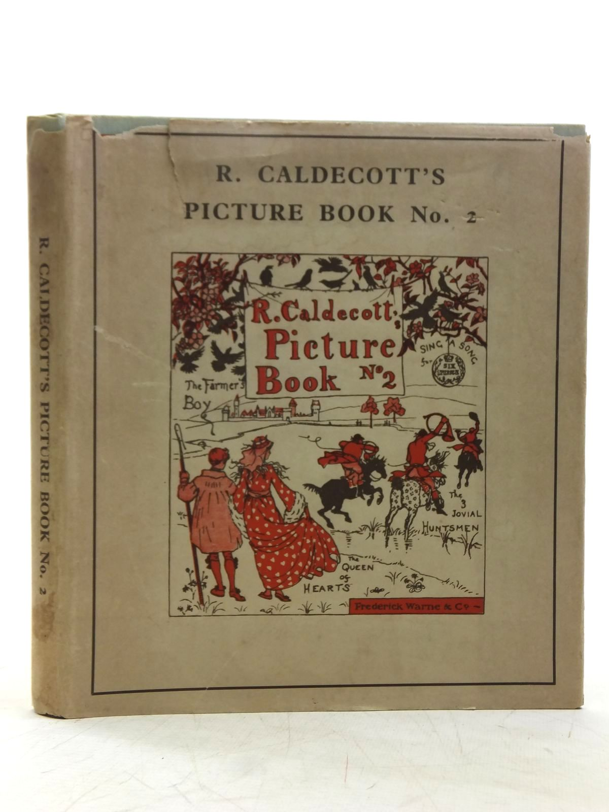 Photo of R. CALDECOTT'S PICTURE BOOK No. 2 illustrated by Caldecott, Randolph published by Frederick Warne & Co Ltd. (STOCK CODE: 2119432)  for sale by Stella & Rose's Books
