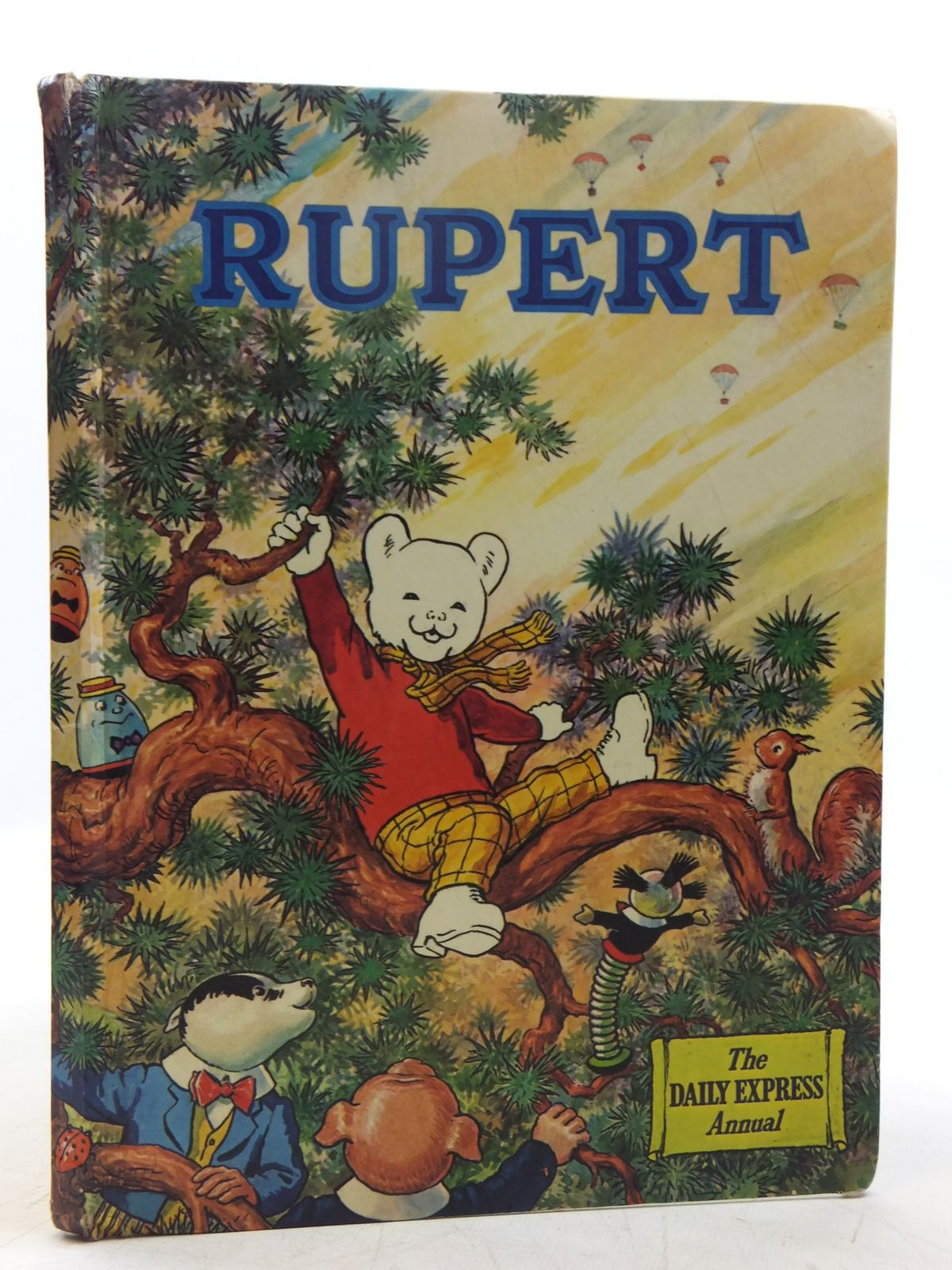 Photo of RUPERT ANNUAL 1973 written by Bestall, Alfred illustrated by Bestall, Alfred published by Daily Express (STOCK CODE: 2119436)  for sale by Stella & Rose's Books