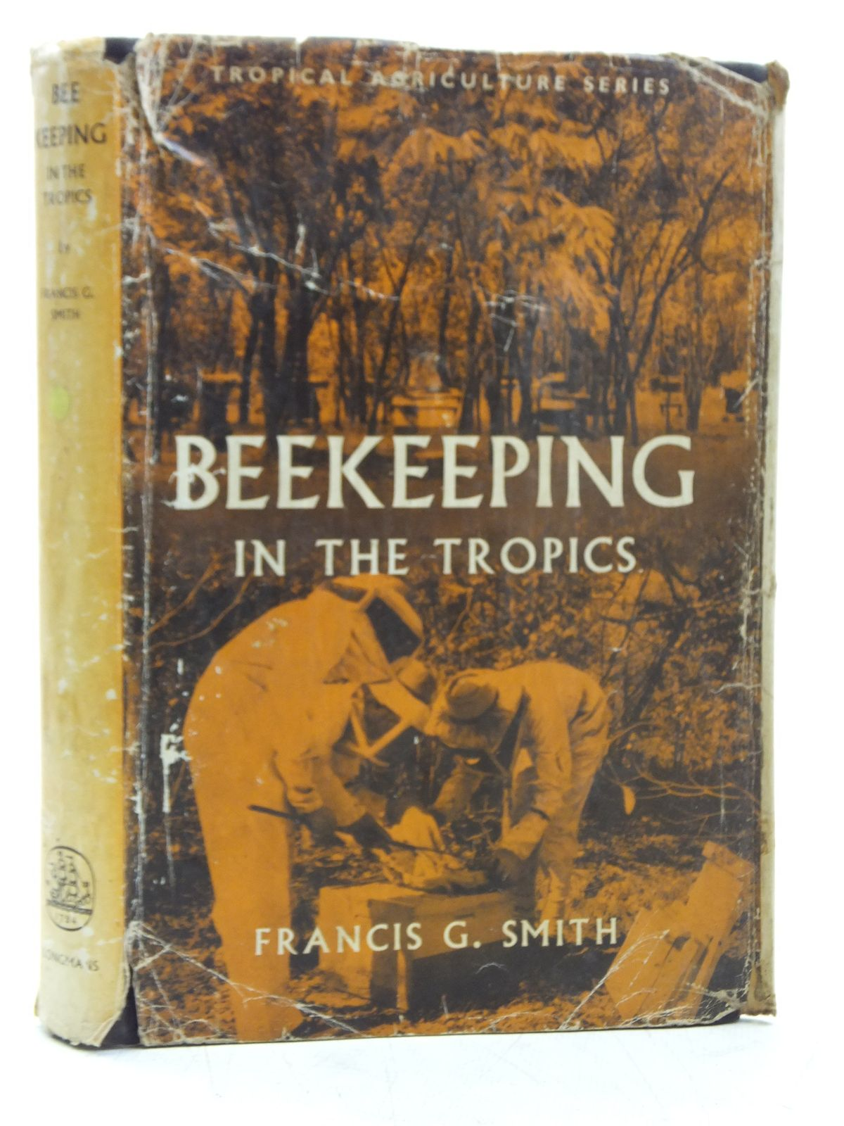 Photo of BEEKEEPING IN THE TROPICS written by Smith, Francis G. published by Longmans (STOCK CODE: 2119543)  for sale by Stella & Rose's Books