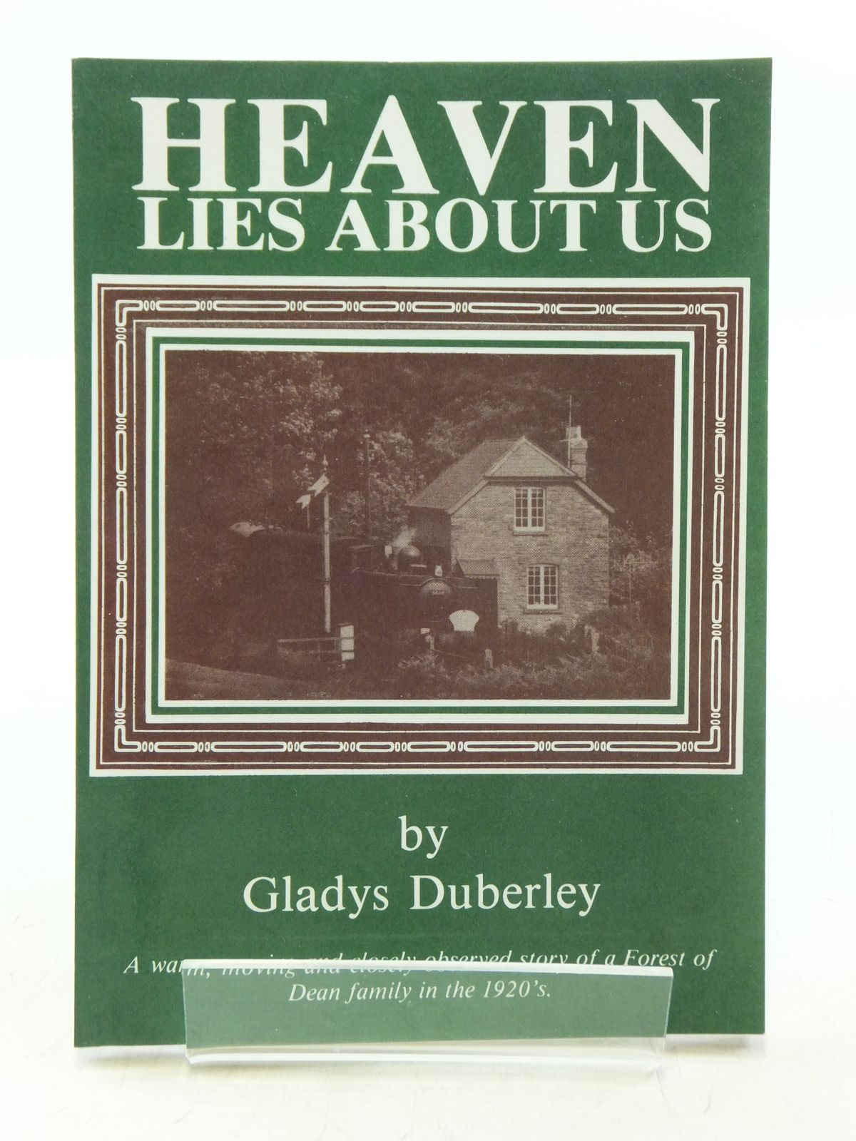 Photo of HEAVEN LIES ABOUT US written by Duberley, Gladys illustrated by Duberley, Gladys published by The Forest Bookshop (STOCK CODE: 2119654)  for sale by Stella & Rose's Books