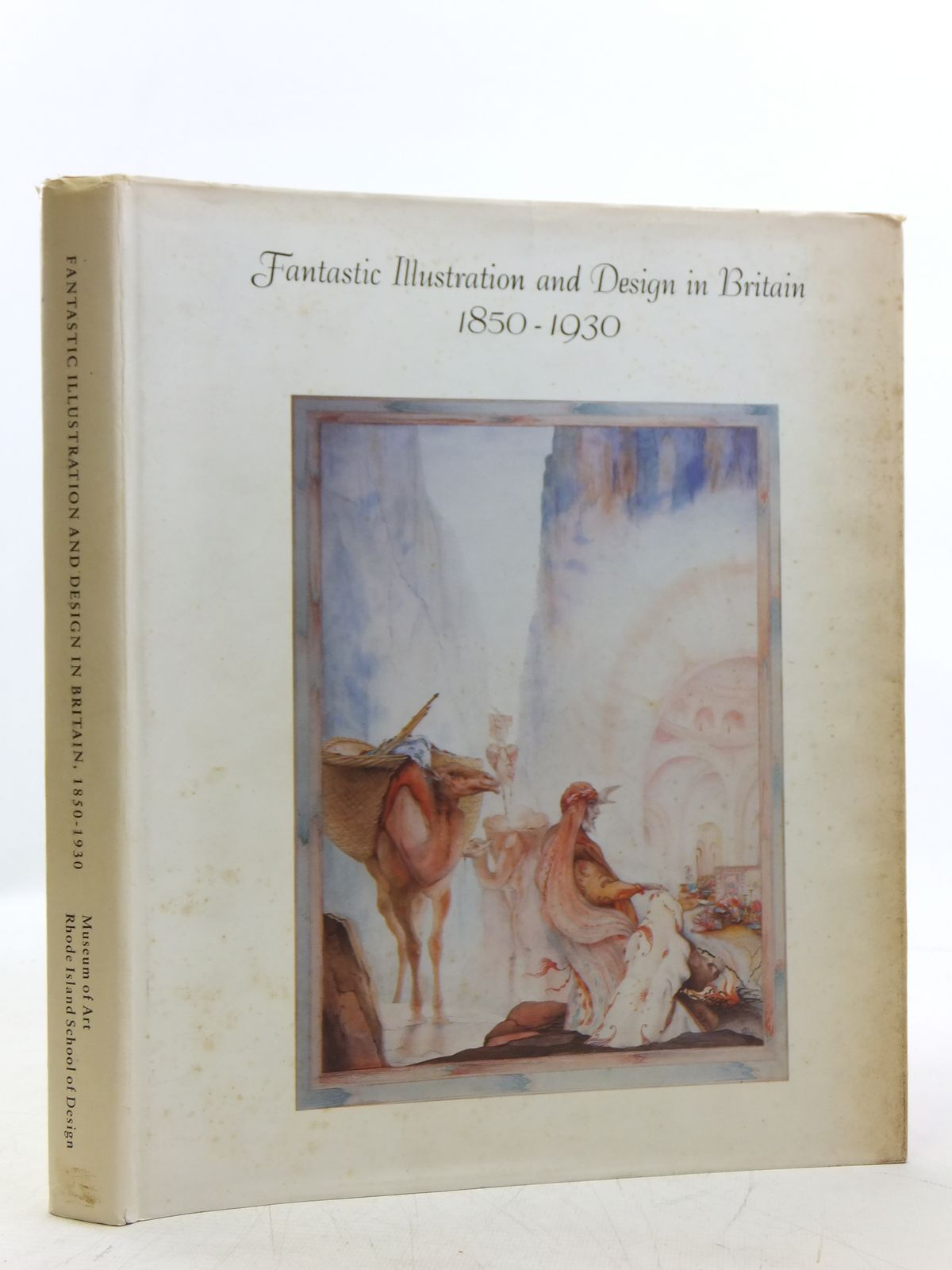 Photo of FANTASTIC ILLUSTRATION AND DESIGN IN BRITAIN, 1850-1930 written by Johnson, Diana L. published by Museum Of Art (STOCK CODE: 2119771)  for sale by Stella & Rose's Books