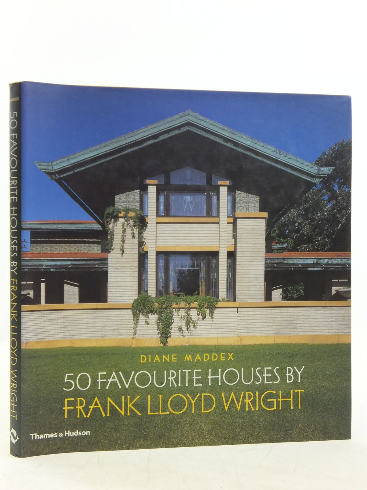 Photo of 50 FAVOURITE HOUSES BY FRANK LLOYD WRIGHT written by Maddex, Diane published by Thames and Hudson (STOCK CODE: 2119772)  for sale by Stella & Rose's Books