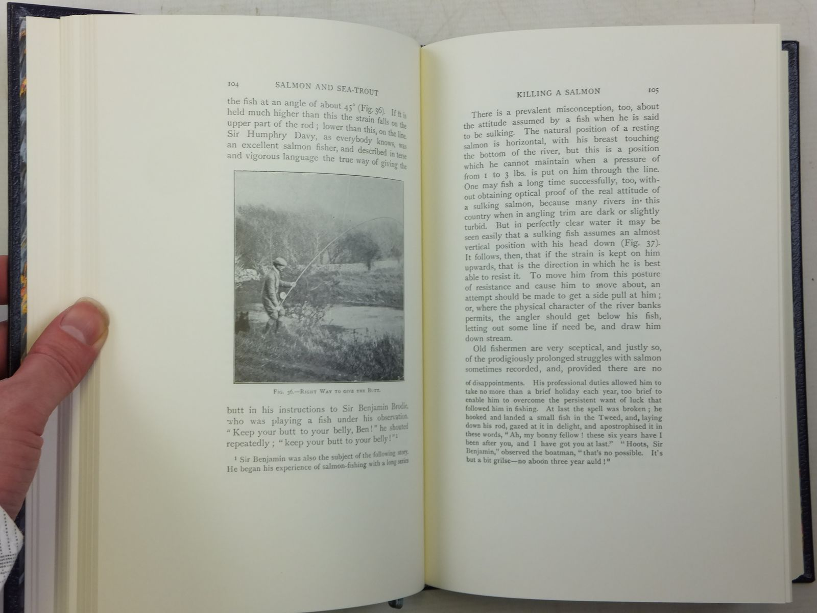 Photo of SALMON AND SEA TROUT written by Maxwell, Herbert illustrated by Graham-Moir, Mrs.<br />et al.,  published by The Flyfisher's Classic Library (STOCK CODE: 2119786)  for sale by Stella & Rose's Books