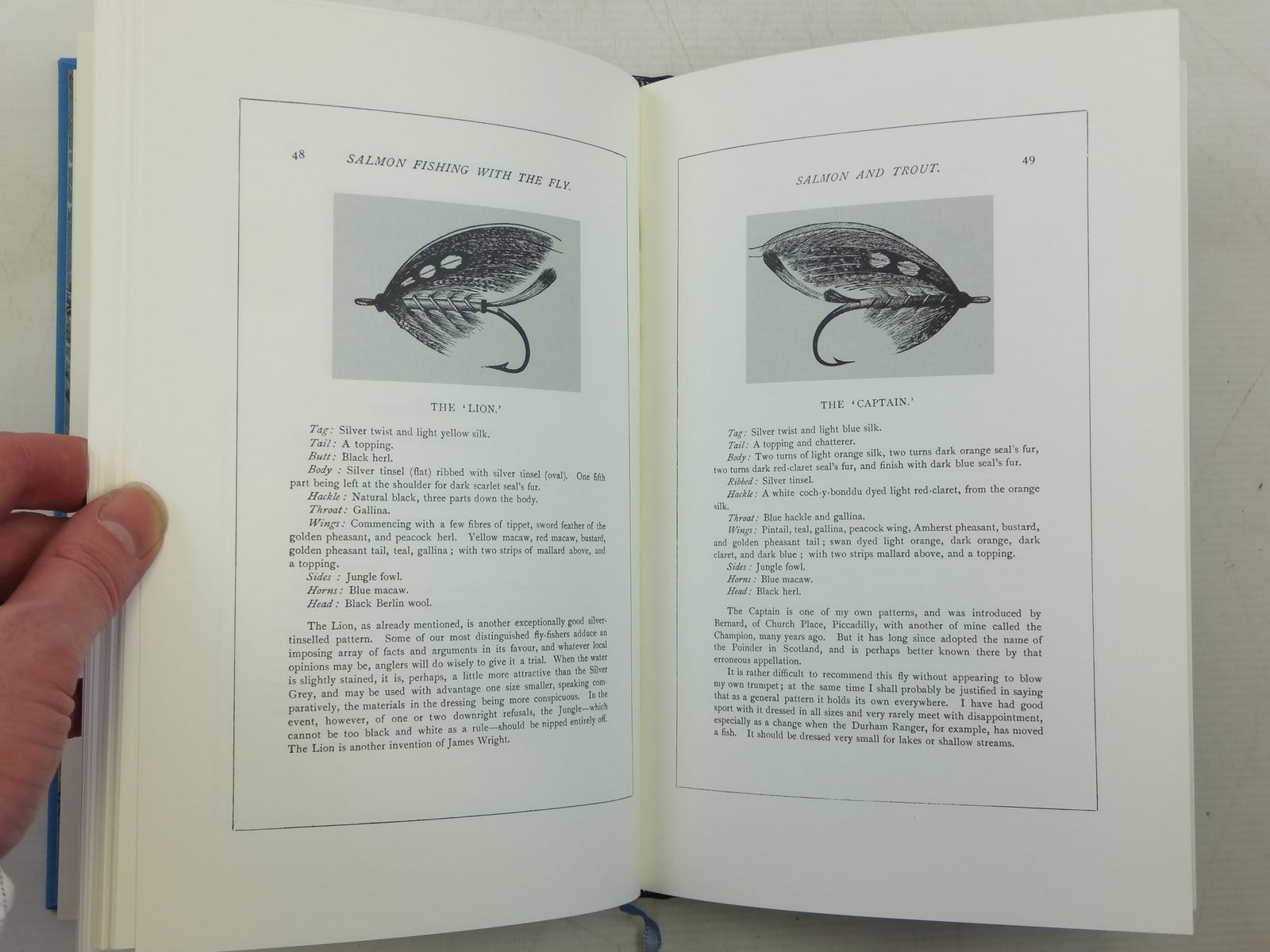 Photo of SALMON FISHING WITH THE FLY written by Traherne, John P. published by The Flyfisher's Classic Library (STOCK CODE: 2119797)  for sale by Stella & Rose's Books