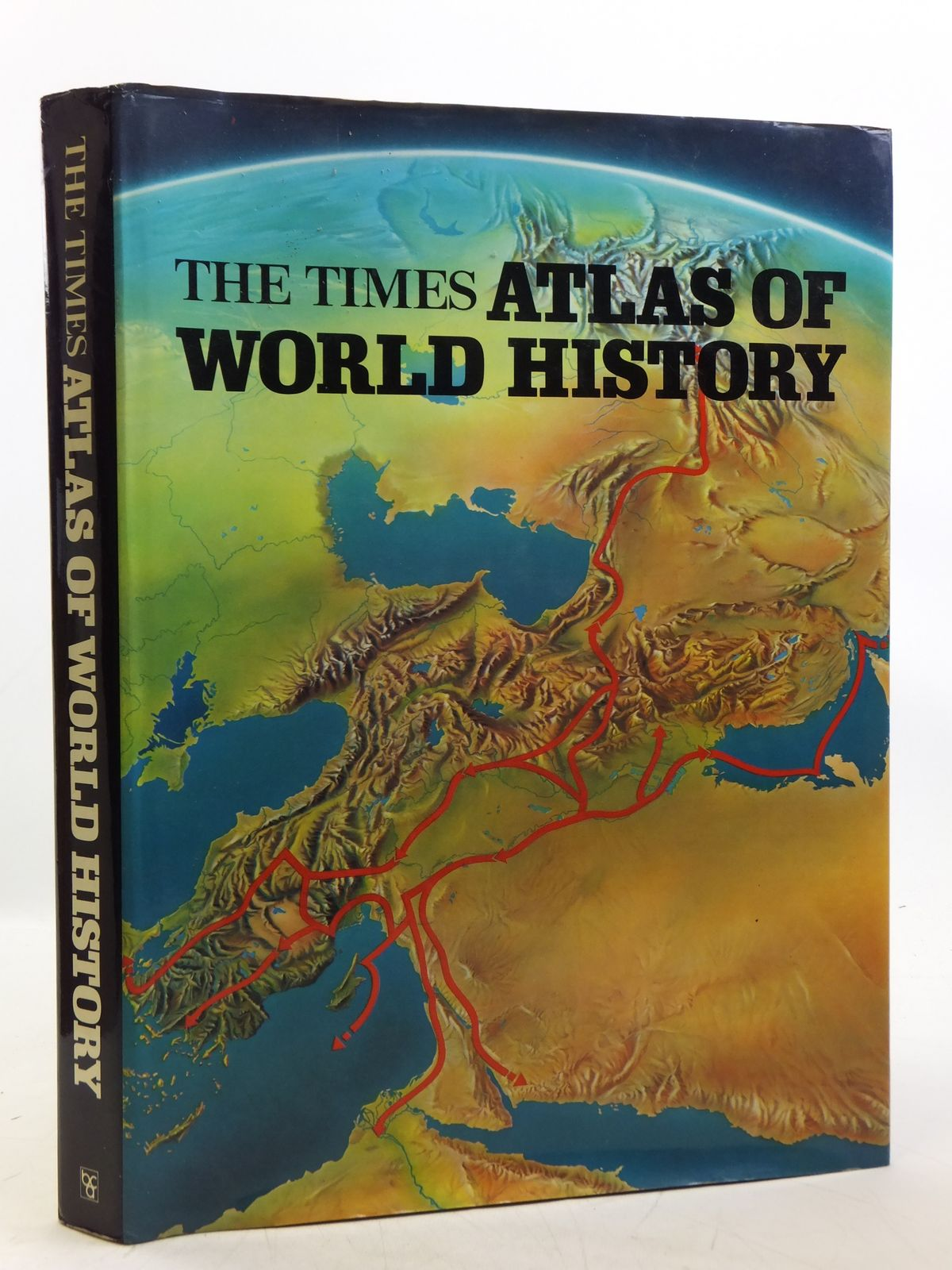 Photo of THE TIMES ATLAS OF WORLD HISTORY written by Barraclough, Geoffrey published by Book Club Associates (STOCK CODE: 2119944)  for sale by Stella & Rose's Books