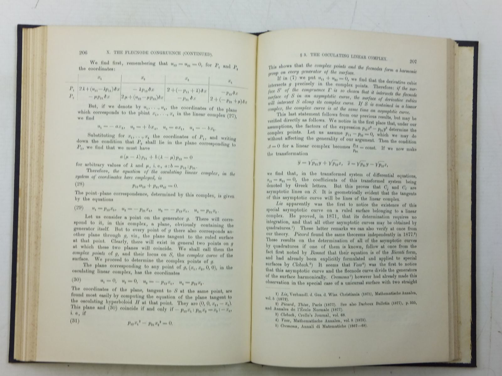 Photo of PROJECTIVE DIFFERENTIAL GEOMETRY OF CURVES AND RULED SURFACES written by Wilczynski, E.J. published by B.G. Teubner (STOCK CODE: 2120099)  for sale by Stella & Rose's Books