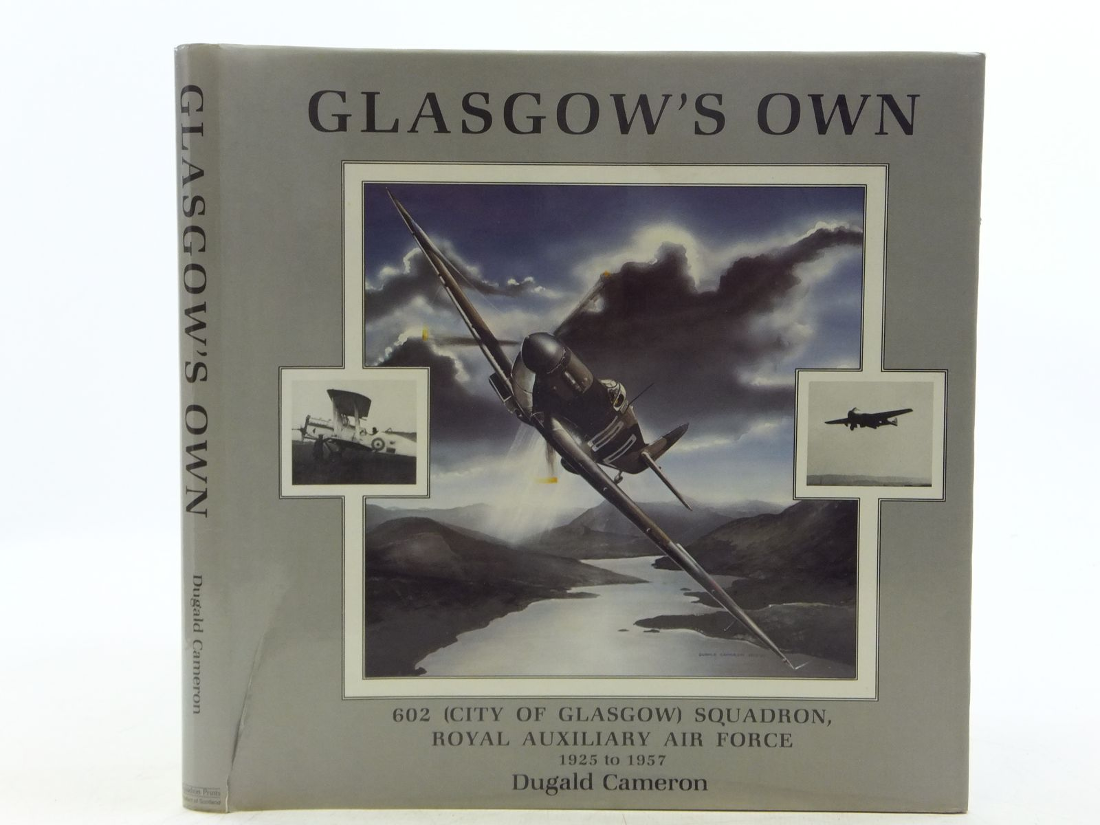 Photo of GLASGOW'S OWN written by Cameron, Dugald published by Squadron Prints (STOCK CODE: 2120161)  for sale by Stella & Rose's Books