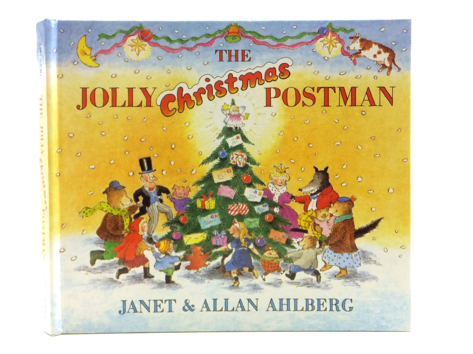 THE JOLLY CHRISTMAS POSTMAN written by Ahlberg, Allan, STOCK CODE ...