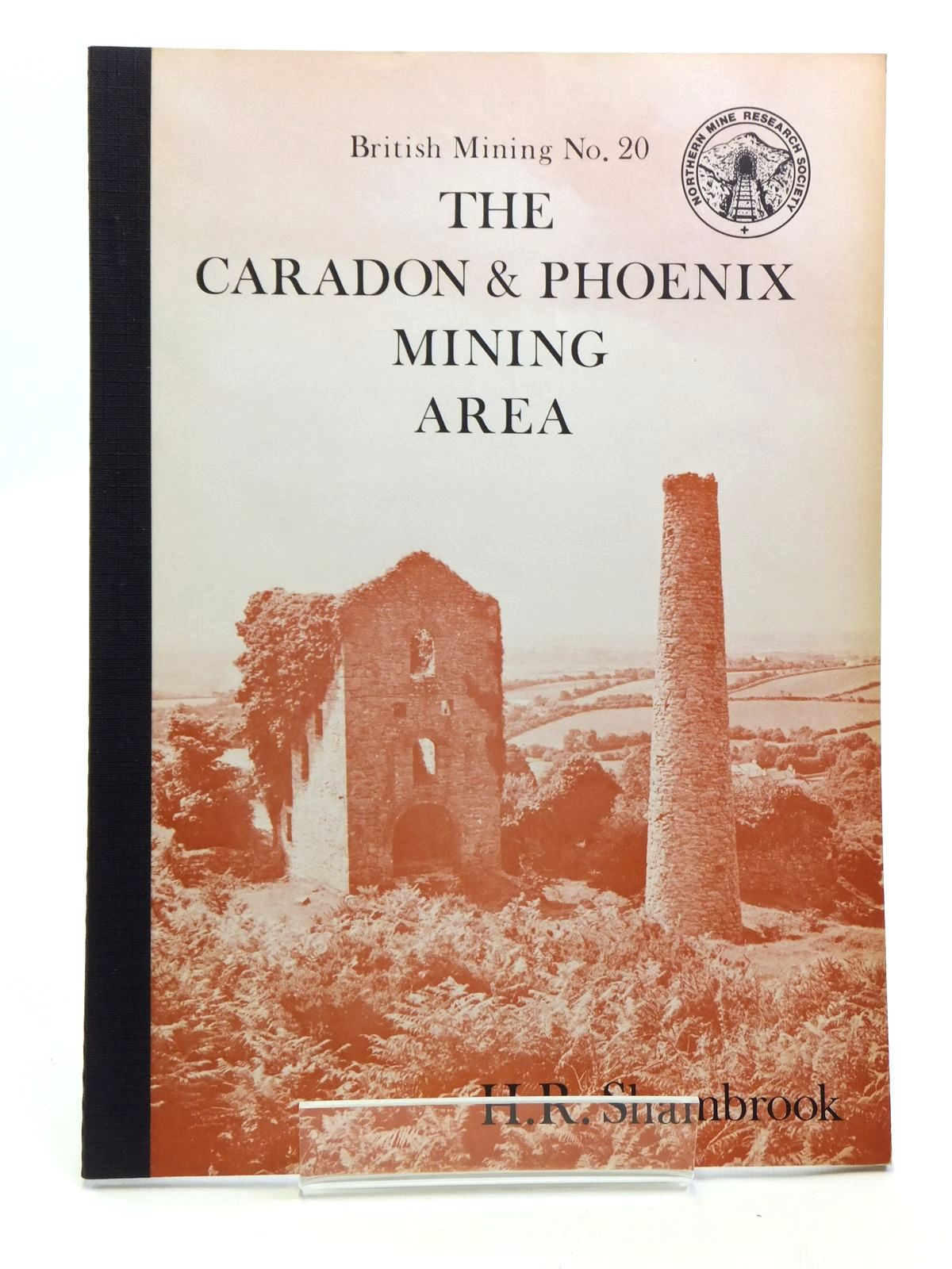 Photo of THE CARADON AND PHOENIX MINING AREA written by Shambrook, H.R.<br />Greenough, G.B. published by Northern Mine Research Society (STOCK CODE: 2120652)  for sale by Stella & Rose's Books