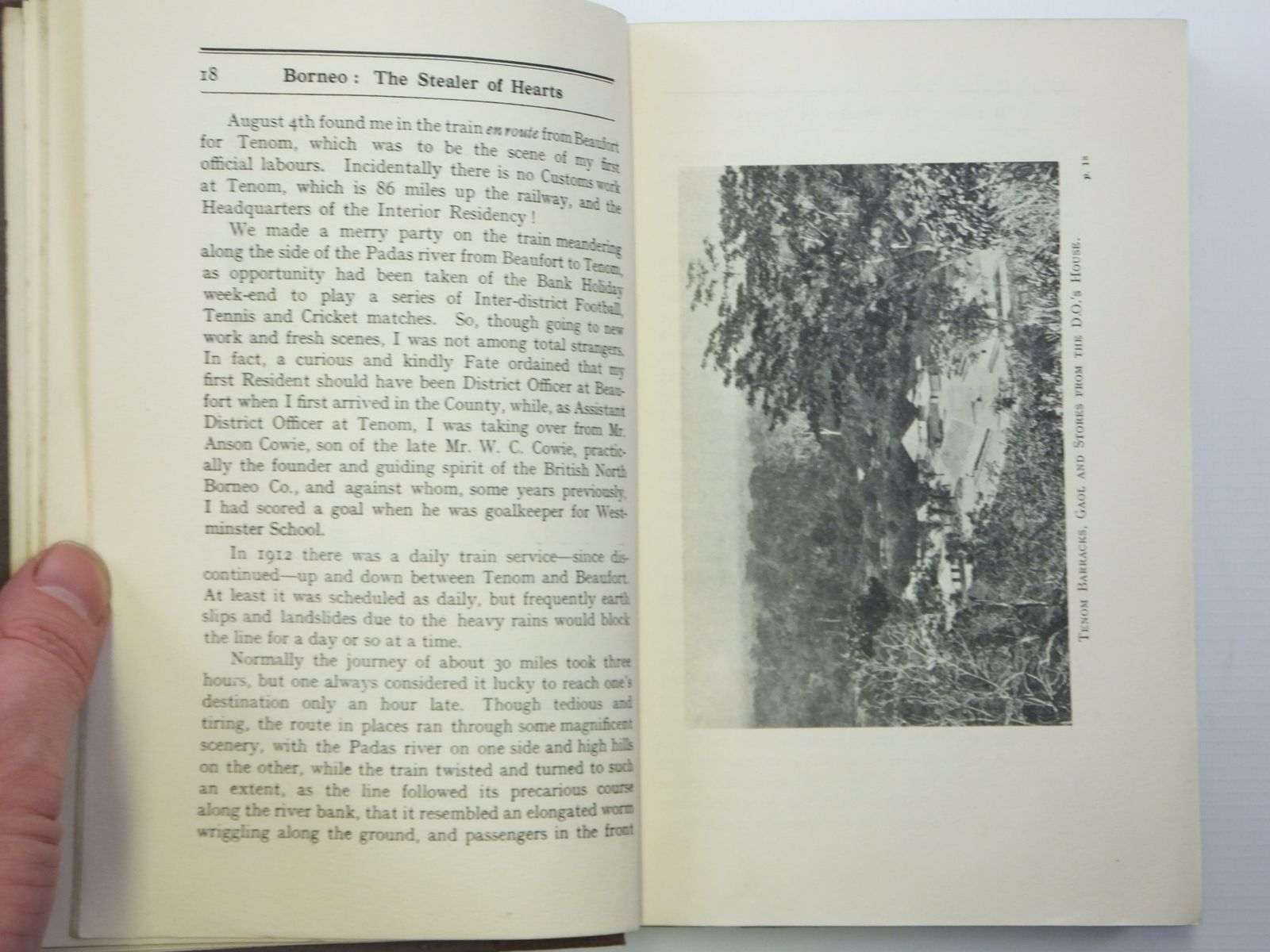 Photo of BORNEO: THE STEALER OF HEARTS written by Cook, Oscar published by Selwyn & Blount Ltd. (STOCK CODE: 2120689)  for sale by Stella & Rose's Books