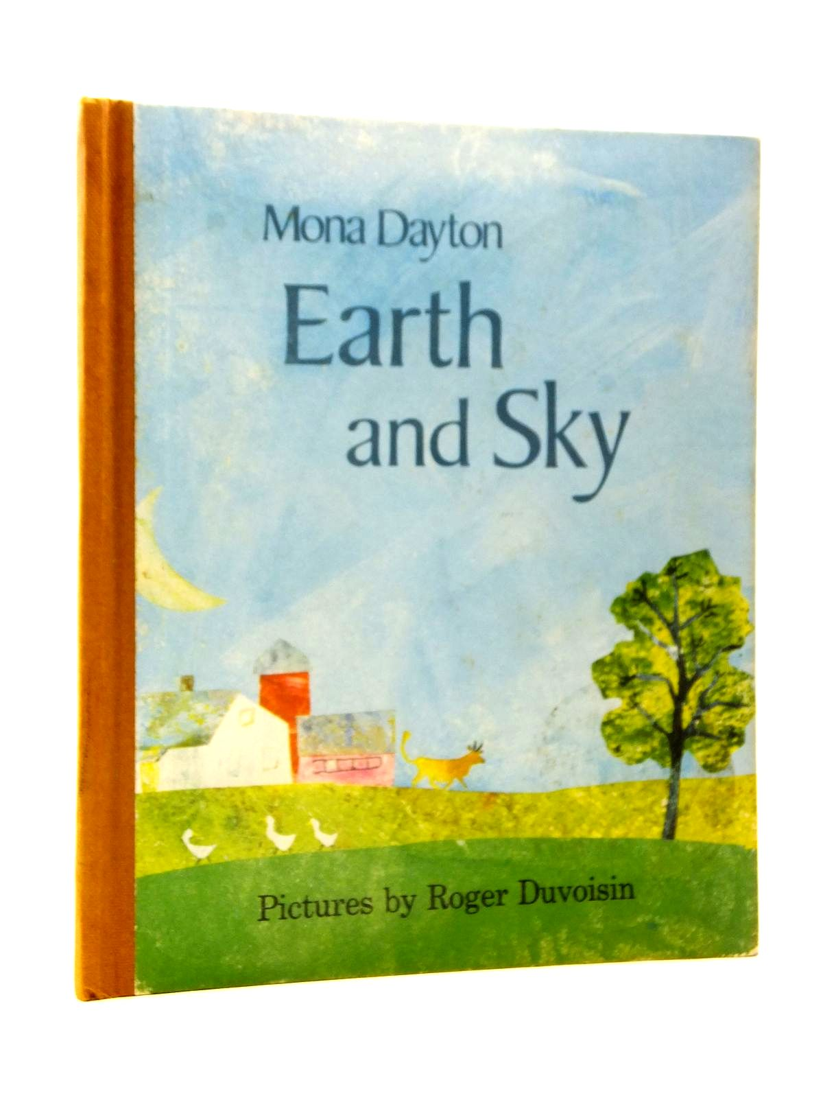 Photo of EARTH AND SKY written by Dayton, Mona illustrated by Duvoisin, Roger published by World's Work Ltd. (STOCK CODE: 2120805)  for sale by Stella & Rose's Books