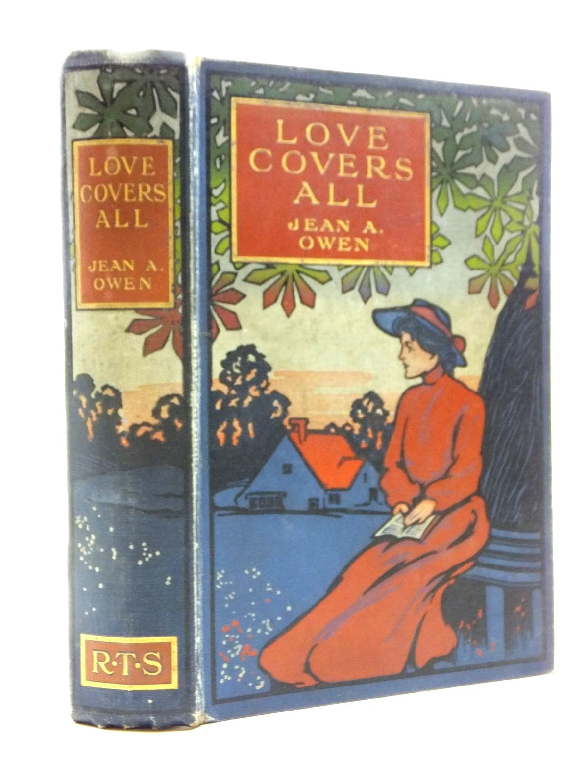 Photo of LOVE COVERS ALL written by Owen, Jean A. illustrated by MacFarlane, J. published by The Religious Tract Society (STOCK CODE: 2120811)  for sale by Stella & Rose's Books
