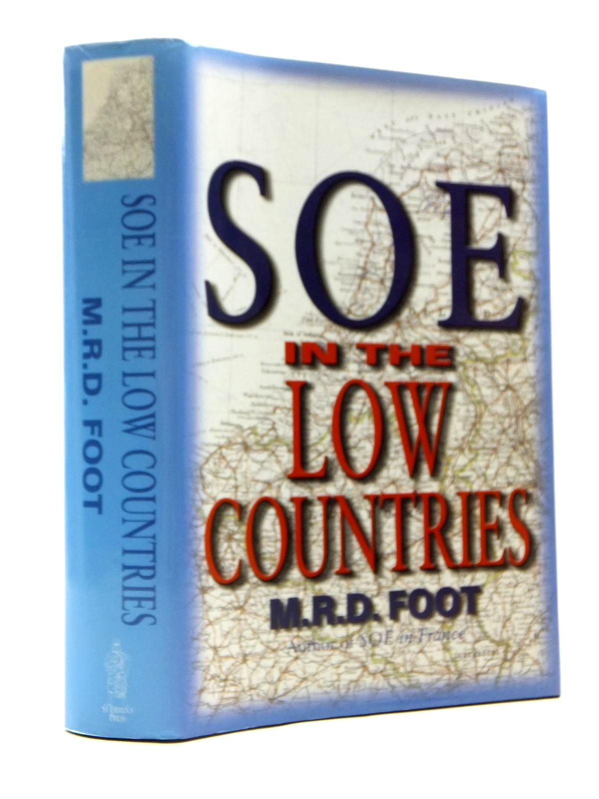 Photo of SOE IN THE LOW COUNTRIES written by Foot, M.R.D. published by St Ermin's Press (STOCK CODE: 2120812)  for sale by Stella & Rose's Books