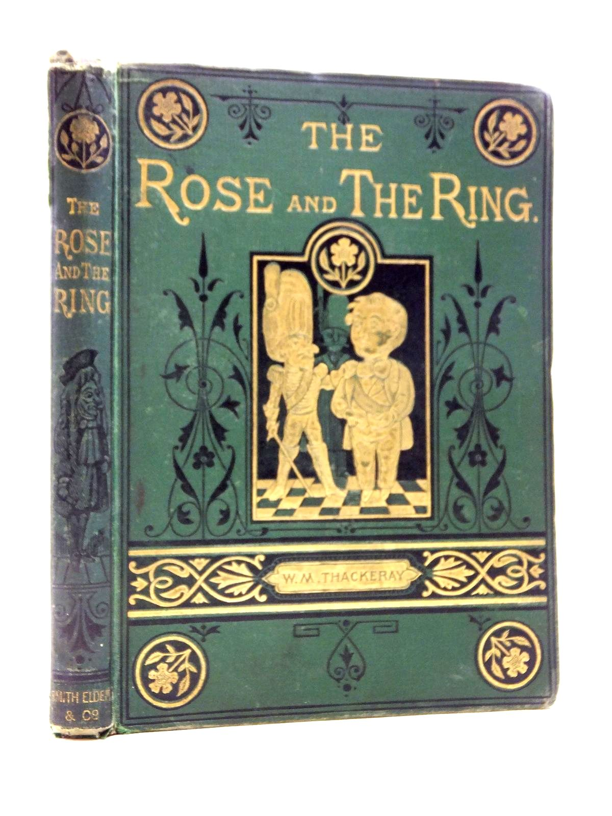 Photo of THE ROSE AND THE RING written by Thackeray, William Makepeace published by Smith, Elder & Co. (STOCK CODE: 2120822)  for sale by Stella & Rose's Books