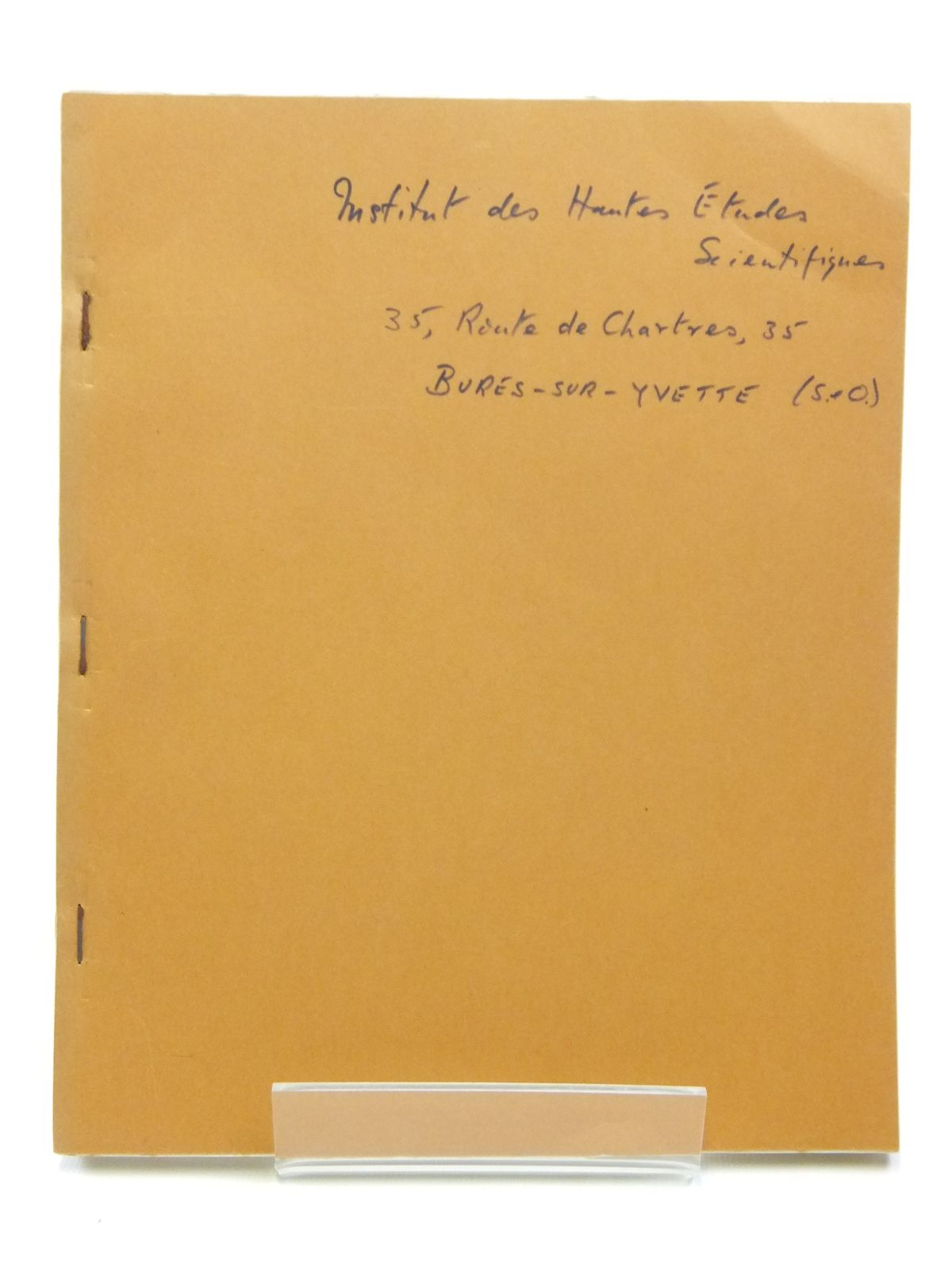 Photo of SEMINAR ON COMBINATORIAL TOPOLOGY CHAPTER 7: ENGULFING written by Zeeman, Eric-Christopher published by Institut Des Hautes Etudes Scientifiques (STOCK CODE: 2120896)  for sale by Stella & Rose's Books