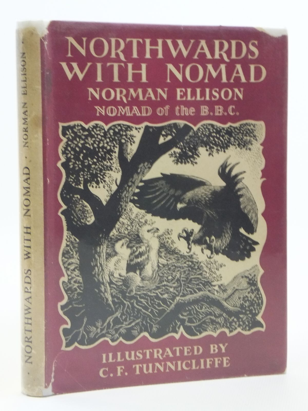 Photo of NORTHWARDS WITH NOMAD written by Ellison, Norman illustrated by Tunnicliffe, C.F. published by University of London Press Ltd. (STOCK CODE: 2120927)  for sale by Stella & Rose's Books