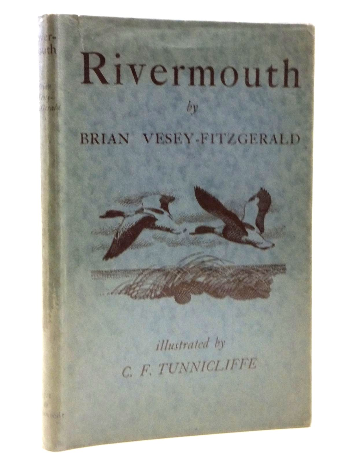 Photo of RIVERMOUTH written by Vesey-Fitzgerald, Brian illustrated by Tunnicliffe, C.F. published by Eyre & Spottiswoode (STOCK CODE: 2120953)  for sale by Stella & Rose's Books