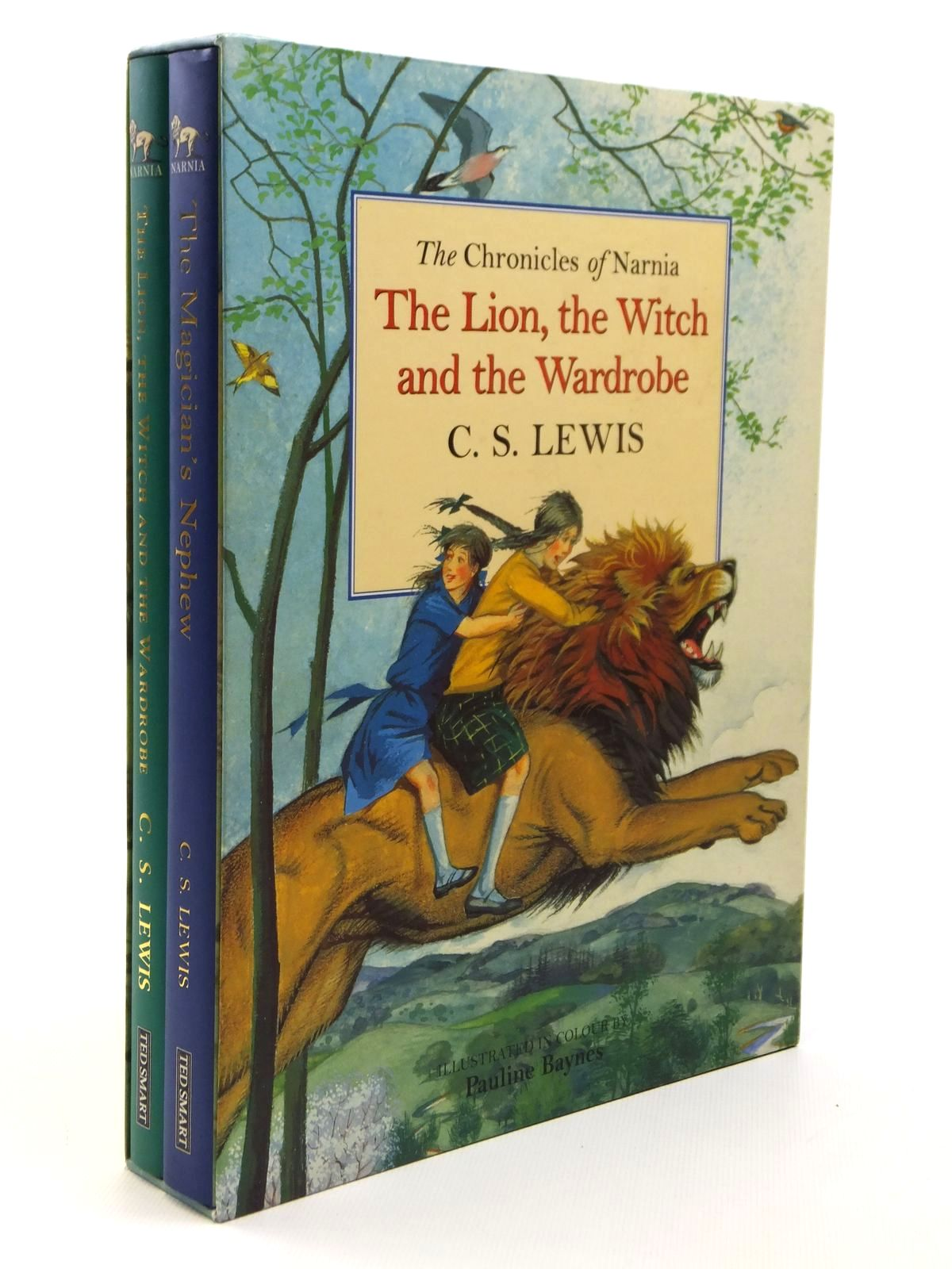 the lion the witch and the wardrobe by cs lewis
