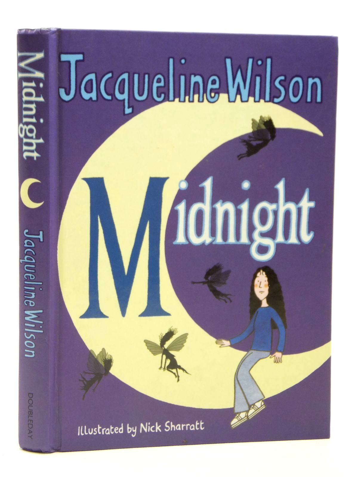 Photo of MIDNIGHT written by Wilson, Jacqueline illustrated by Sharratt, Nick published by Doubleday (STOCK CODE: 2121265)  for sale by Stella & Rose's Books