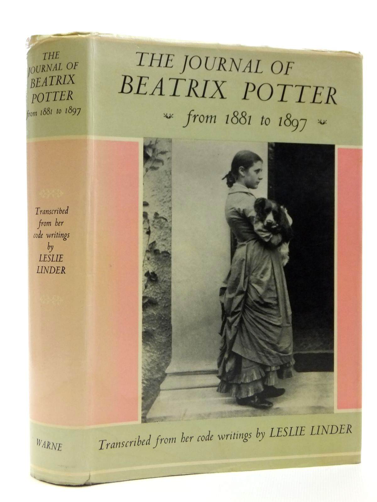 Photo of THE JOURNAL OF BEATRIX POTTER FROM 1881 TO 1897