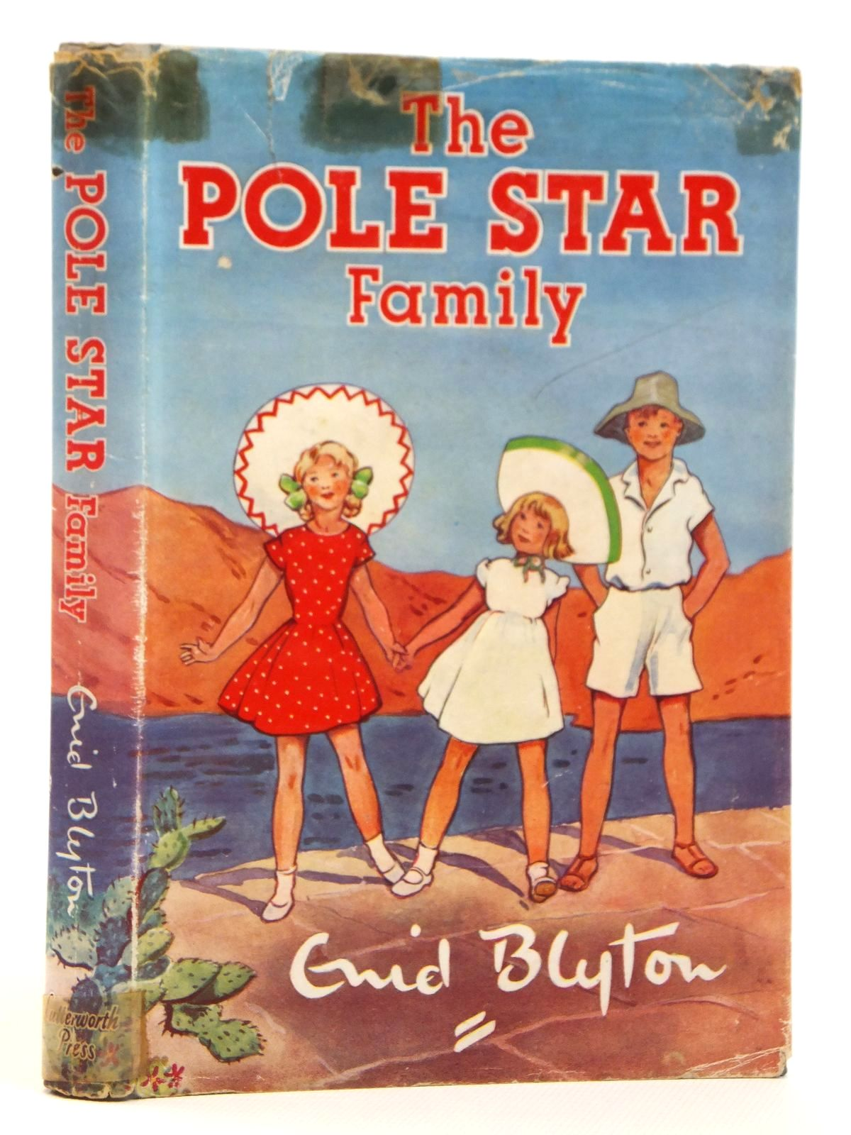 Photo of THE POLE STAR FAMILY written by Blyton, Enid illustrated by Gervis, Ruth published by Lutterworth Press (STOCK CODE: 2121521)  for sale by Stella & Rose's Books