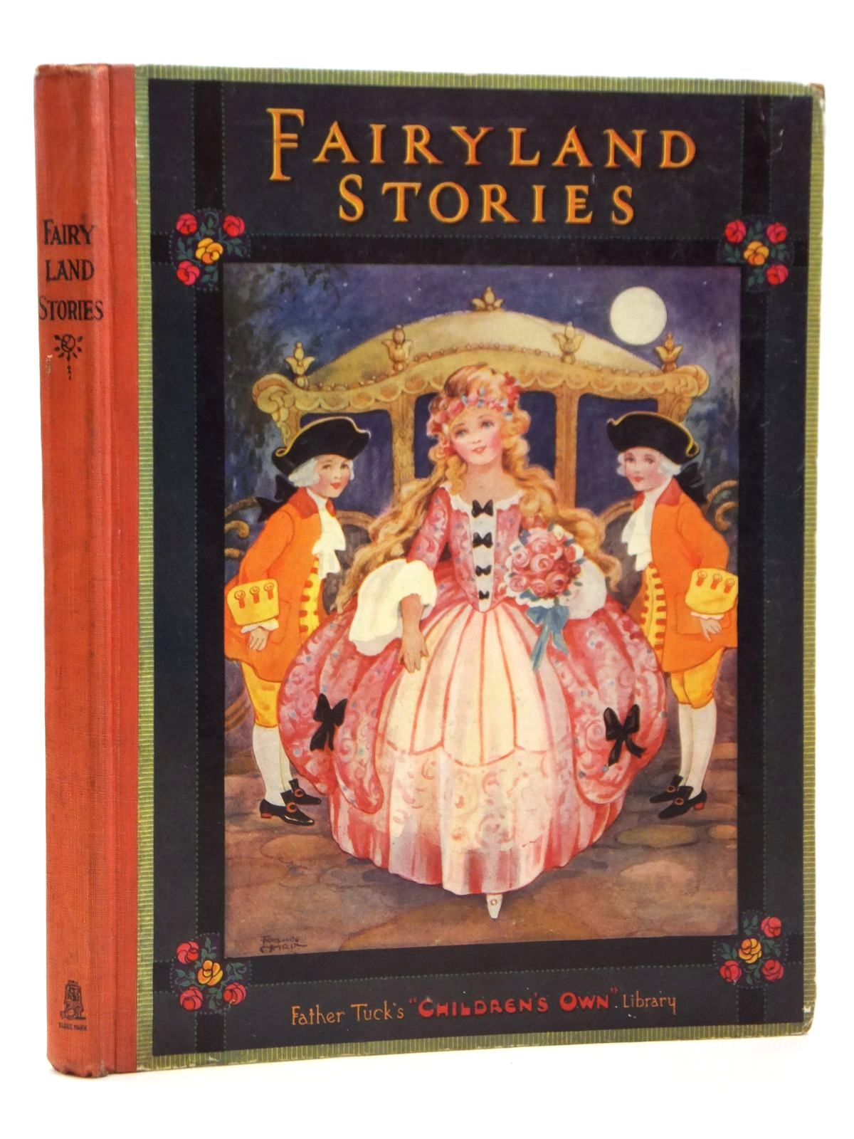Photo of FAIRYLAND STORIES written by Grimm, Brothers<br />Andersen, Hans Christian<br />et al, illustrated by Attwell, Mabel Lucie<br />Cowham, Hilda<br />Petherick, Rosa C.<br />et al., published by Raphael Tuck & Sons Ltd. (STOCK CODE: 2121579)  for sale by Stella & Rose's Books