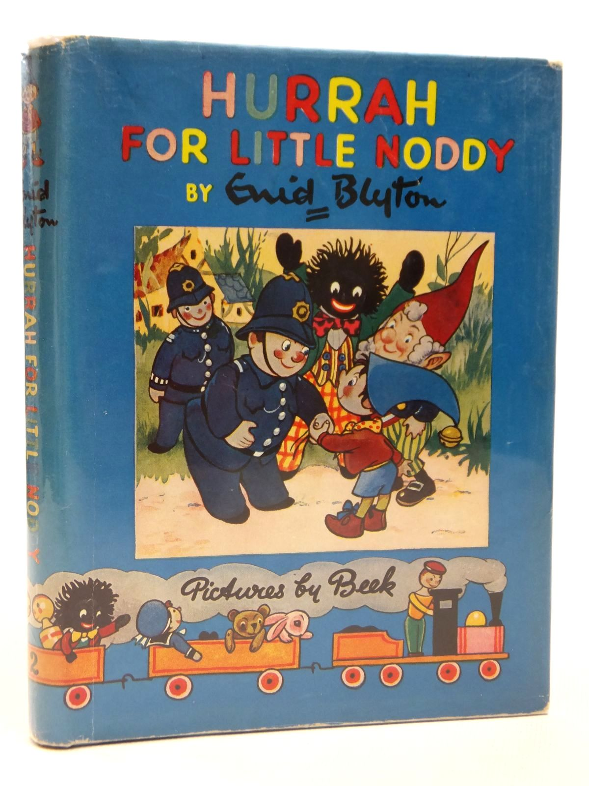 Photo of HURRAH FOR LITTLE NODDY written by Blyton, Enid illustrated by Beek,  published by Sampson Low, Marston & Co. Ltd. (STOCK CODE: 2121843)  for sale by Stella & Rose's Books