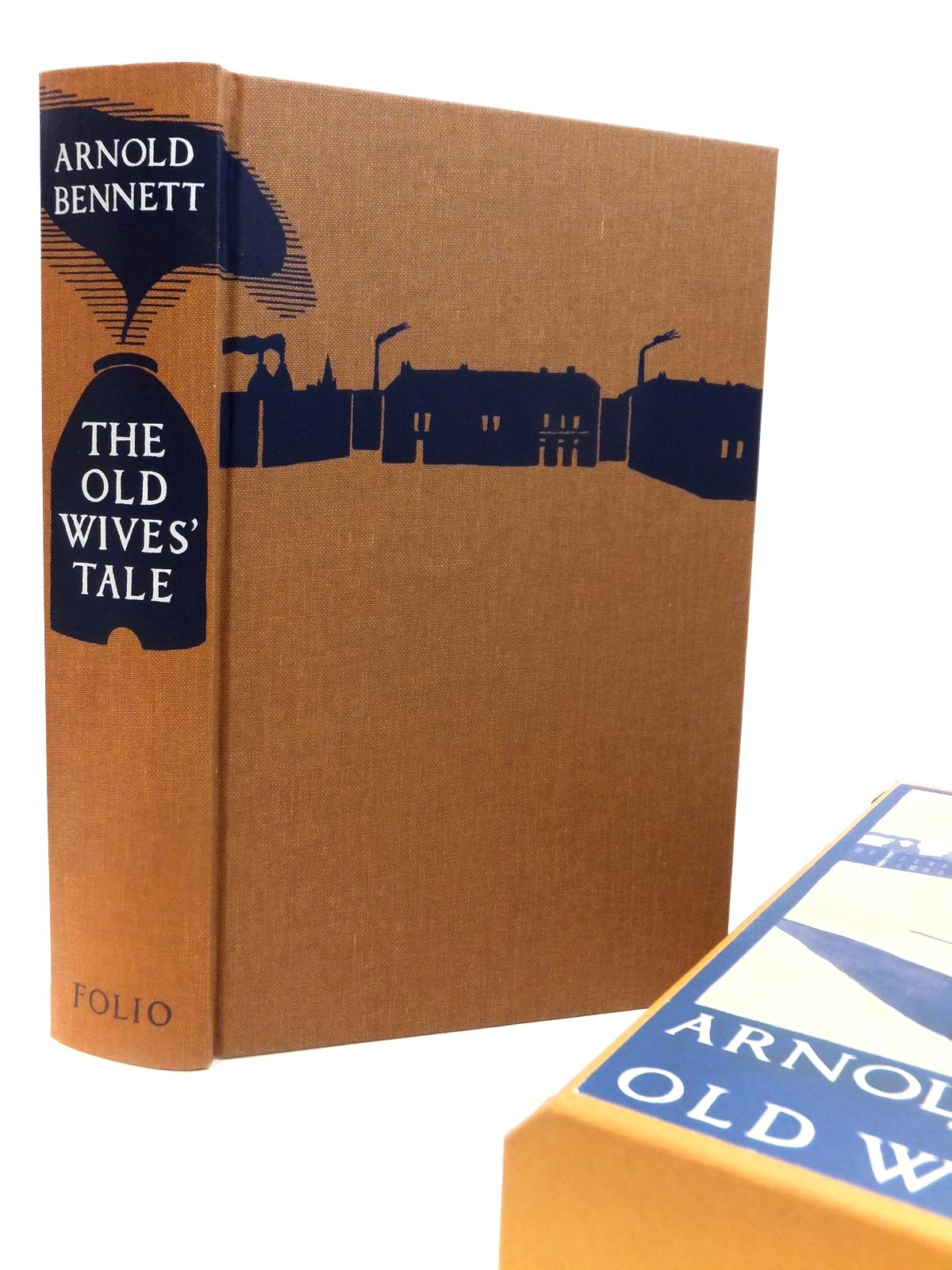 Photo of THE OLD WIVES' TALE written by Bennett, Arnold illustrated by Harte, Glynn Boyd published by Folio Society (STOCK CODE: 2121980)  for sale by Stella & Rose's Books