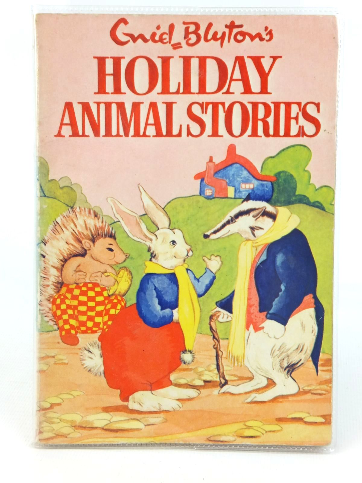 Photo of ENID BLYTON'S HOLIDAY ANIMAL STORIES written by Blyton, Enid published by Sampson Low, Marston & Co. Ltd., The Richards Press Ltd. (STOCK CODE: 2122087)  for sale by Stella & Rose's Books