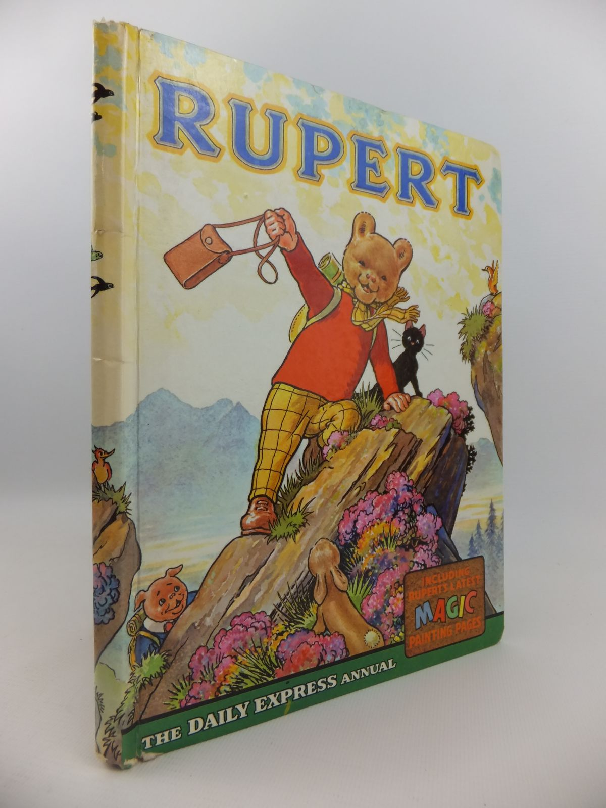 Photo of RUPERT ANNUAL 1964 written by Bestall, Alfred illustrated by Bestall, Alfred published by Daily Express (STOCK CODE: 2122152)  for sale by Stella & Rose's Books