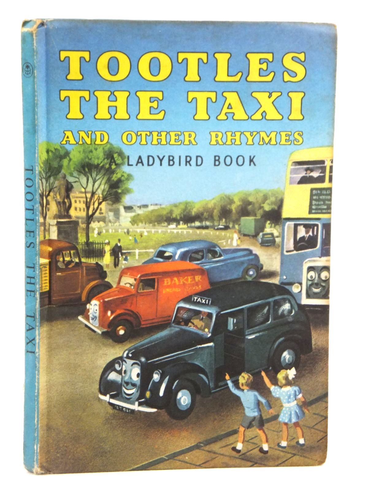 Photo of TOOTLES THE TAXI AND OTHER RHYMES written by Clegg, Joyce B. illustrated by Kenney, John published by Wills & Hepworth Ltd. (STOCK CODE: 2122219)  for sale by Stella & Rose's Books