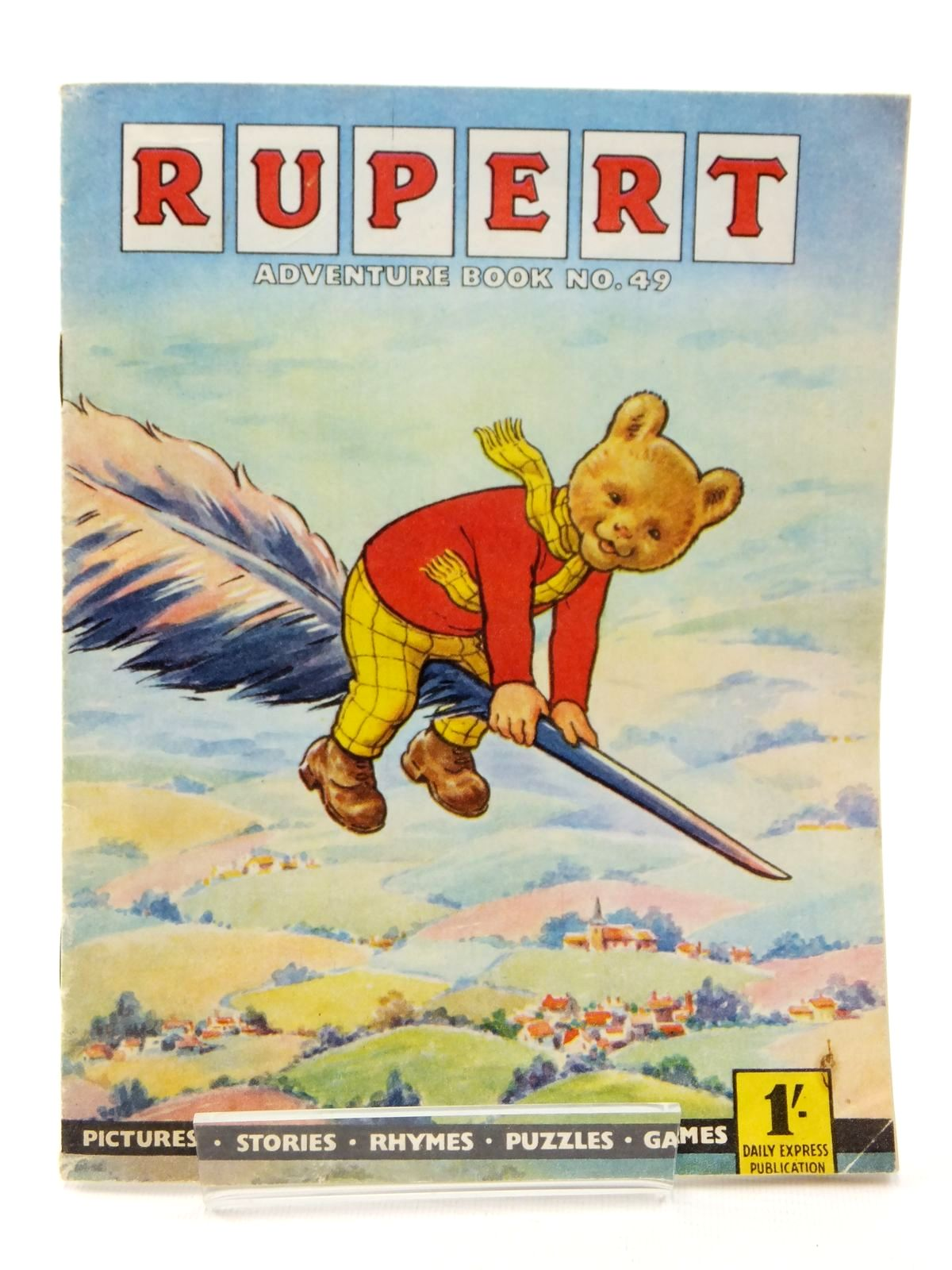 Photo of RUPERT ADVENTURE BOOK No. 49- Stock Number: 2122240