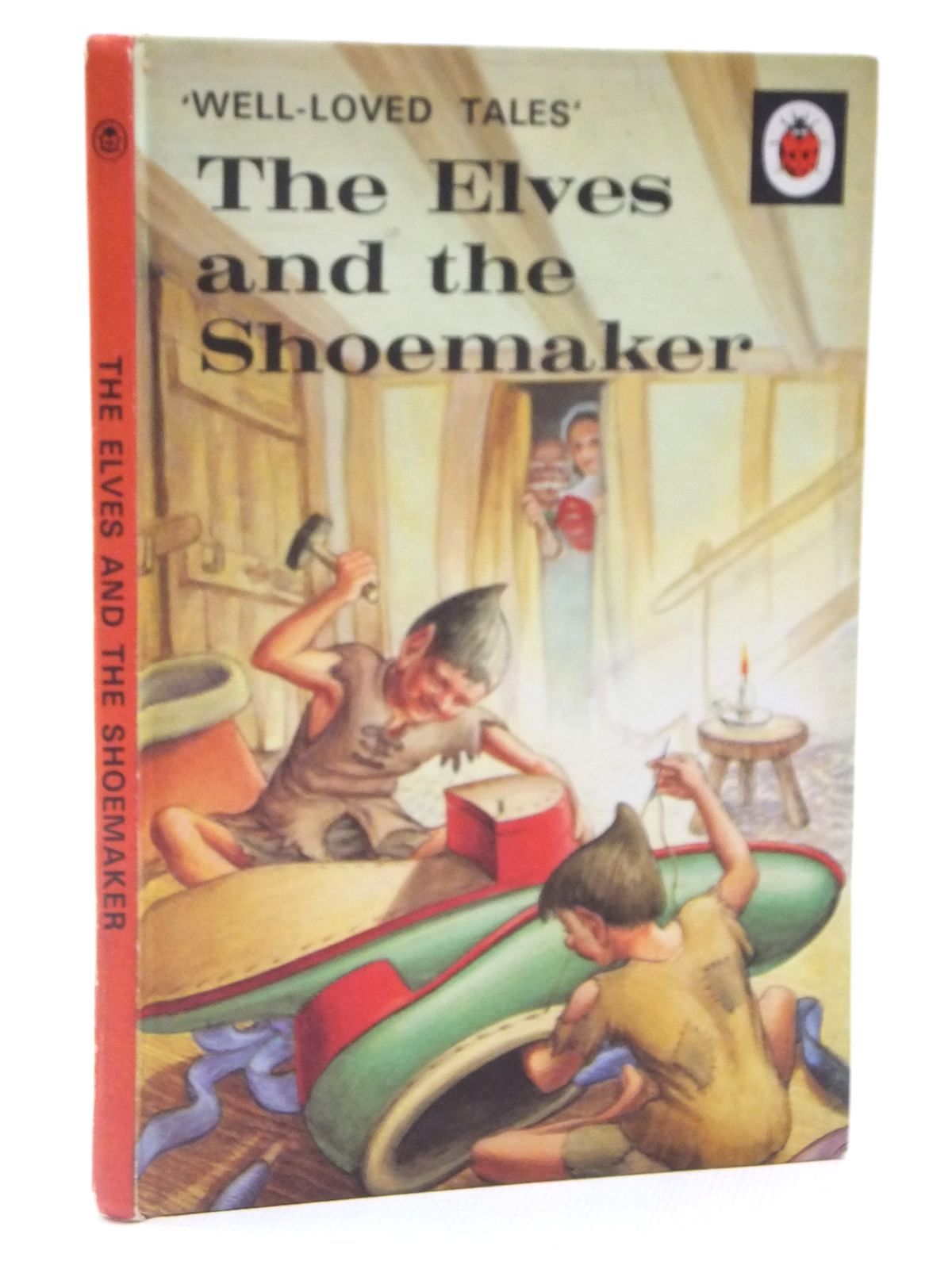 Photo of THE ELVES AND THE SHOEMAKER written by Southgate, Vera illustrated by Lumley, Robert published by Wills & Hepworth Ltd. (STOCK CODE: 2122264)  for sale by Stella & Rose's Books
