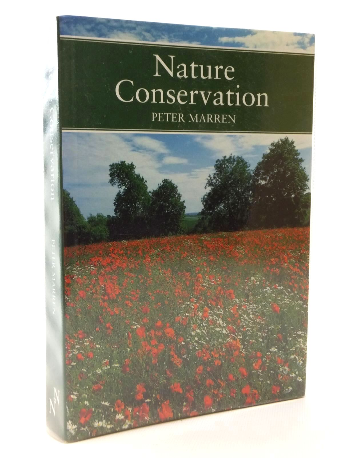 Photo of NATURE CONSERVATION (NN 91) written by Marren, Peter published by Harper Collins (STOCK CODE: 2122319)  for sale by Stella & Rose's Books