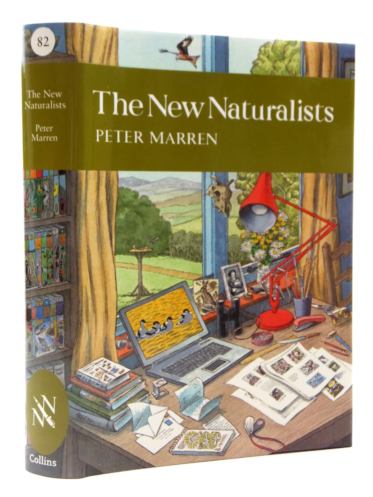 Photo of THE NEW NATURALISTS (NN 82) written by Marren, Peter published by Collins (STOCK CODE: 2122362)  for sale by Stella & Rose's Books