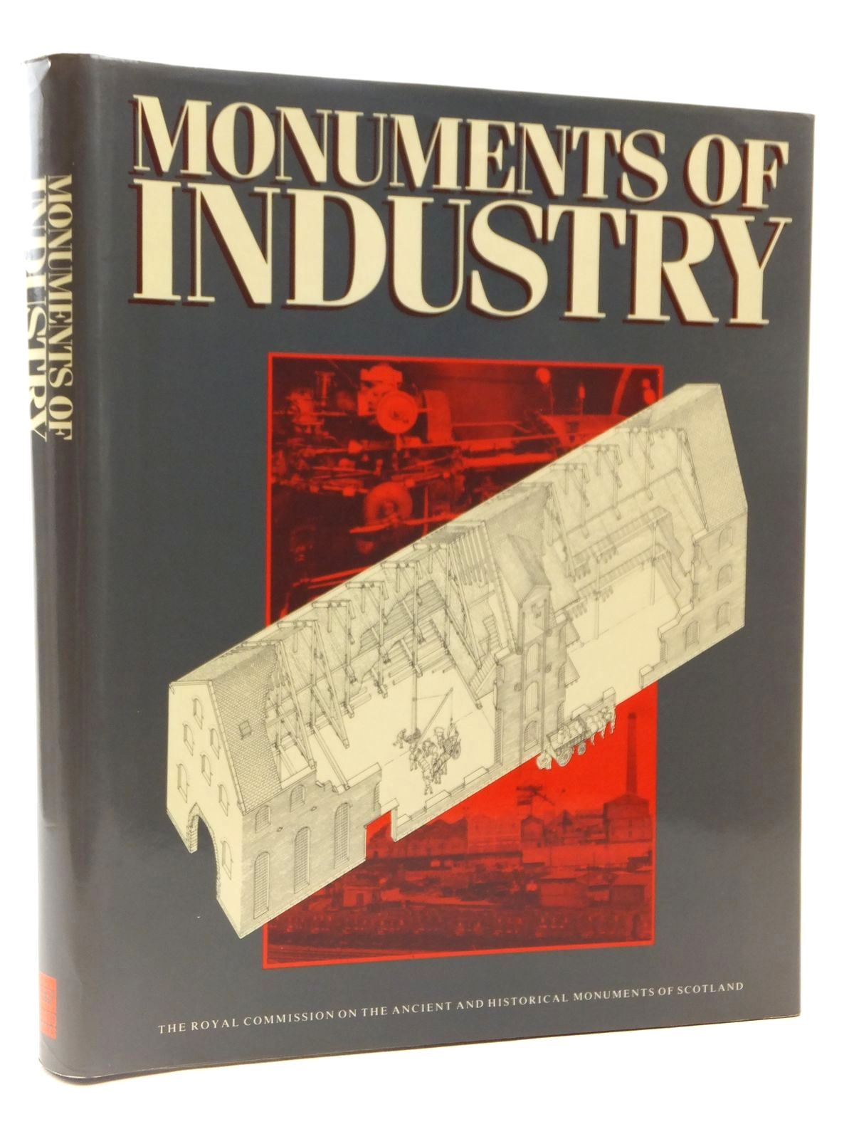Photo of MONUMENTS OF INDUSTRY published by The Royal Commission On The Ancient And Historical Monuments Of Scotland (STOCK CODE: 2122382)  for sale by Stella & Rose's Books
