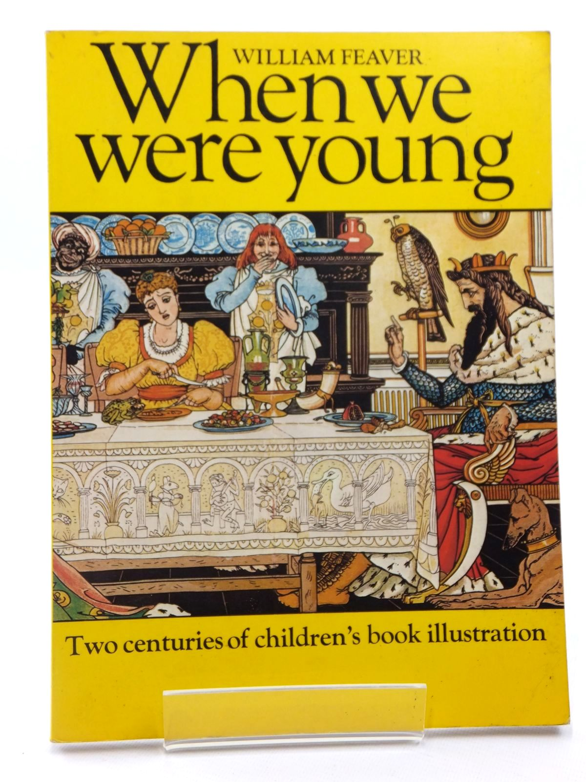 Photo of WHEN WE WERE YOUNG written by Feaver, William published by Thames and Hudson (STOCK CODE: 2122410)  for sale by Stella & Rose's Books
