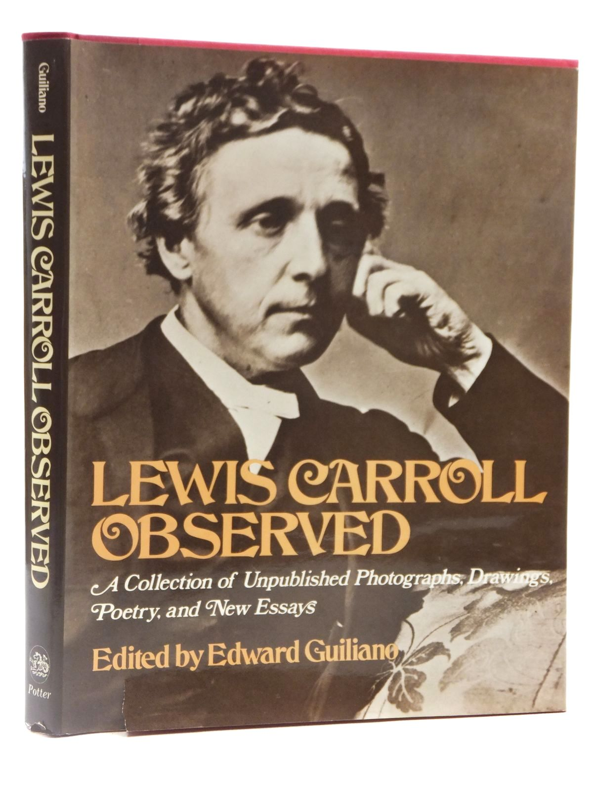 Photo of LEWIS CARROLL OBSERVED written by Carroll, Lewis<br />Guiliano, Edward published by Clarkson N. Potter Inc. (STOCK CODE: 2122417)  for sale by Stella & Rose's Books
