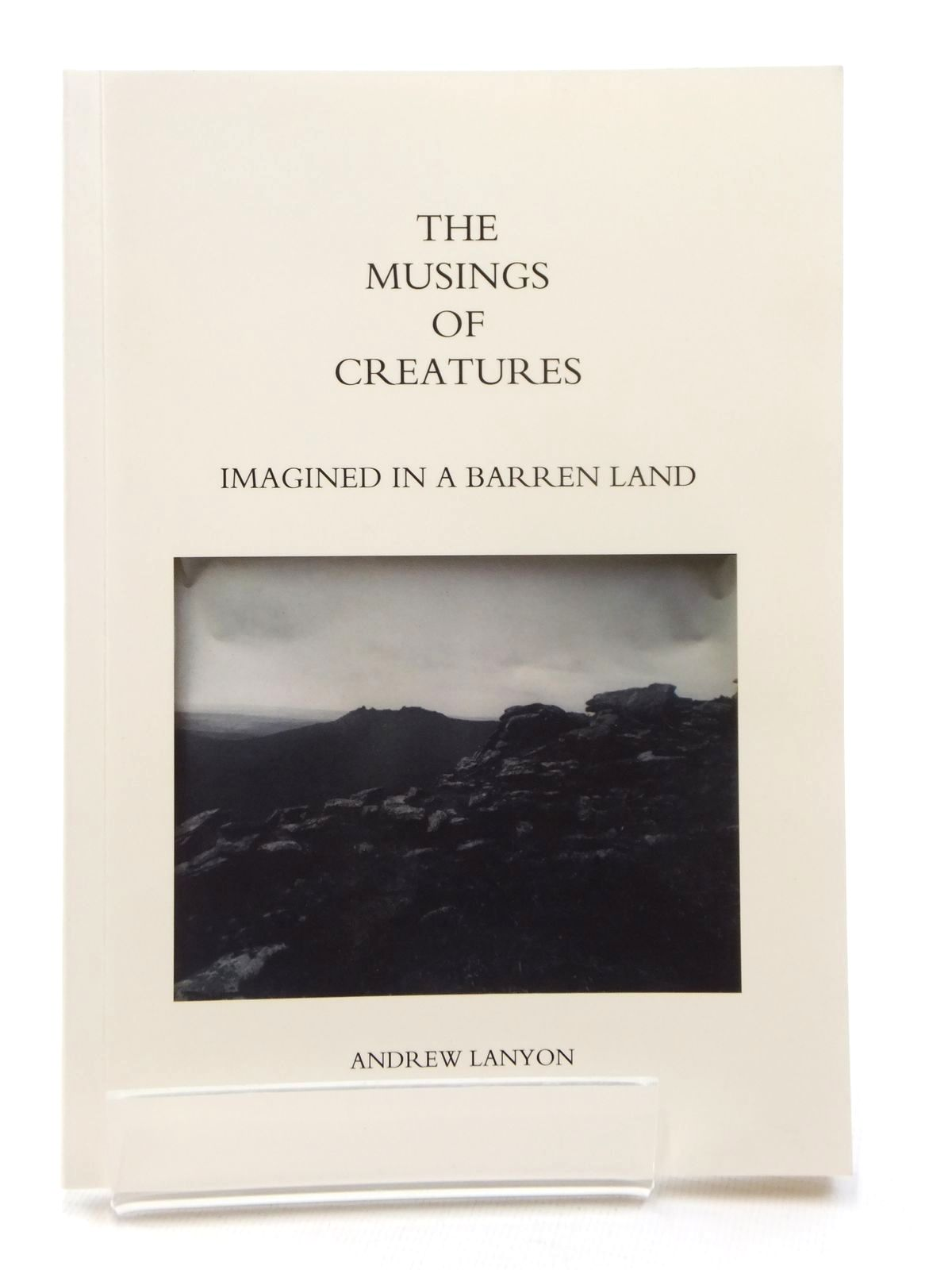 Photo of THE MUSINGS OF CREATURES IMAGINED IN A BARREN LAND written by Lanyon, Andrew illustrated by Braund, Steve<br />Brittain, Joy<br />Foreman, Michael<br />et al., published by Andrew Lanyon And Falmouth Art Gallery (STOCK CODE: 2122451)  for sale by Stella & Rose's Books