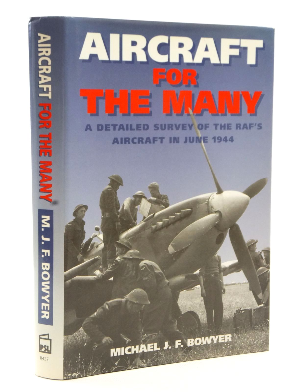 Photo of AIRCRAFT FOR THE MANY written by Bowyer, Michael J.F. published by Patrick Stephens Limited (STOCK CODE: 2122617)  for sale by Stella & Rose's Books