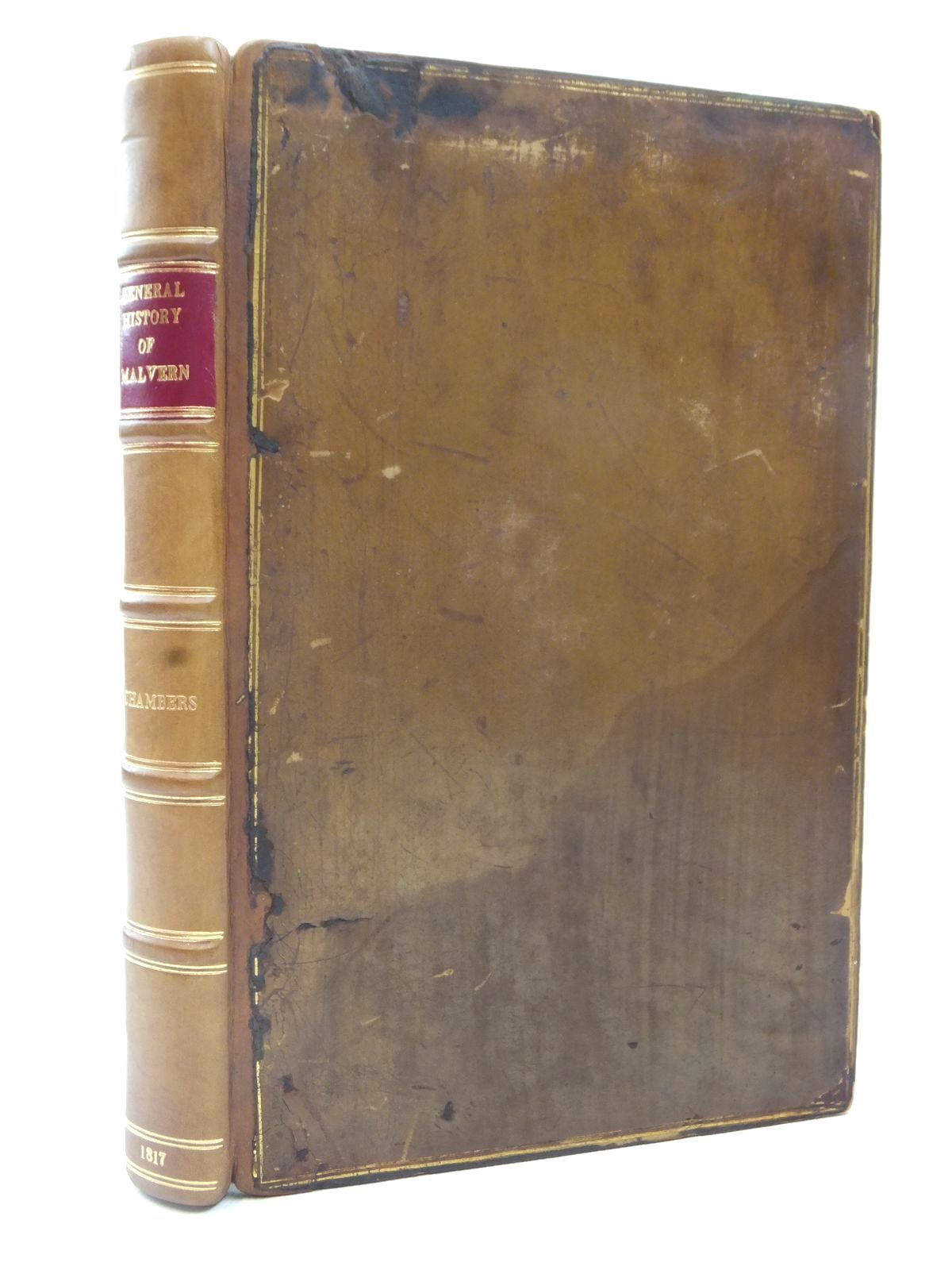 Photo of A GENERAL HISTORY OF MALVERN written by Chambers, John (STOCK CODE: 2122667)  for sale by Stella & Rose's Books