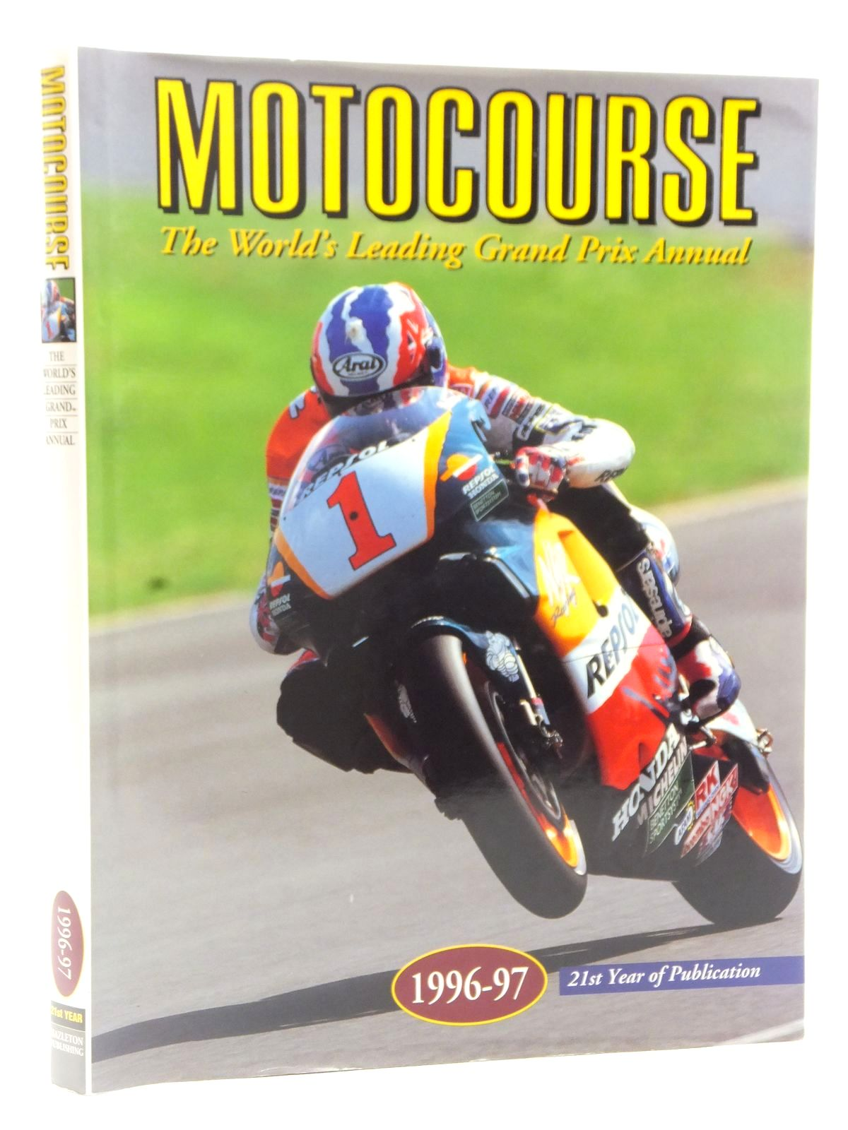 Photo of MOTOCOURSE 1996-97 published by Hazleton Publishing (STOCK CODE: 2122677)  for sale by Stella & Rose's Books