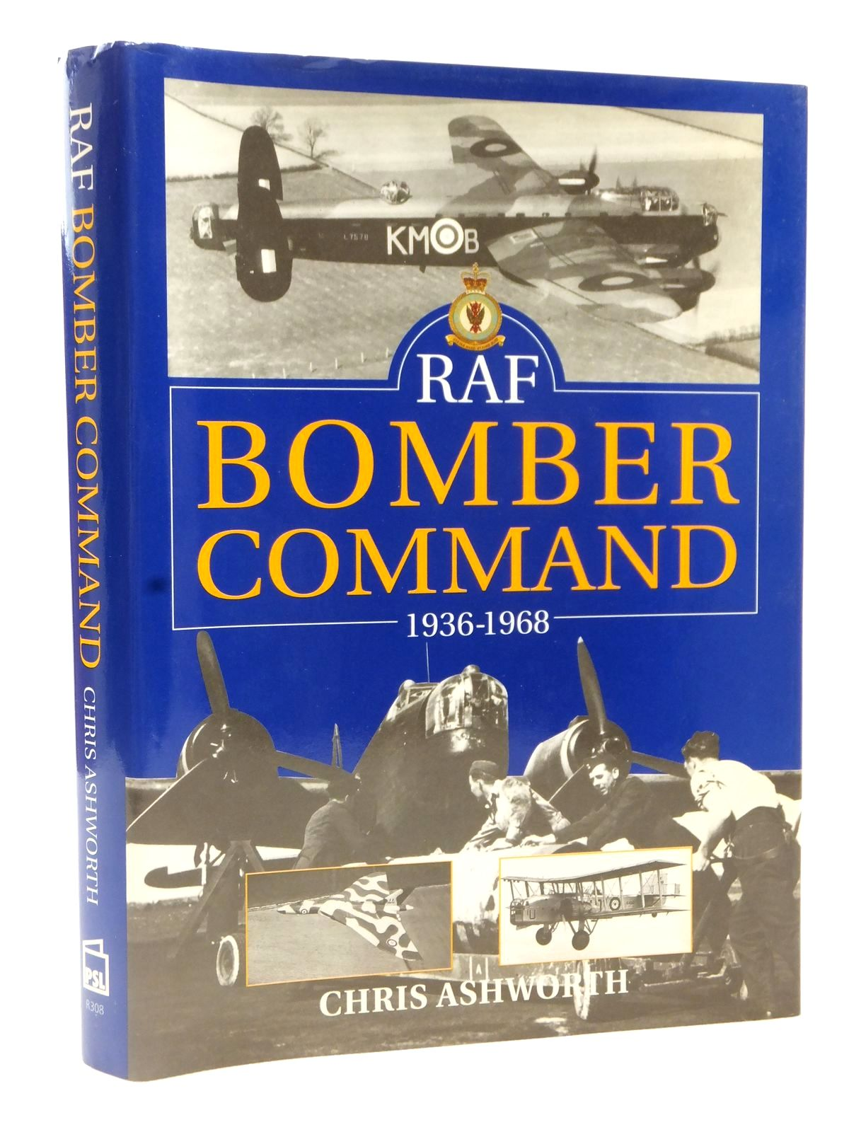 Photo of RAF BOMBER COMMAND 1936-1968 written by Ashworth, Chris published by Patrick Stephens Limited (STOCK CODE: 2122701)  for sale by Stella & Rose's Books